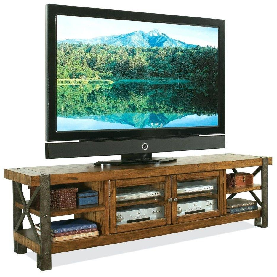 Tv Stand : Impressive Distressed Black Country Style Tv Stand with French Country Tv Stands (Image 11 of 15)
