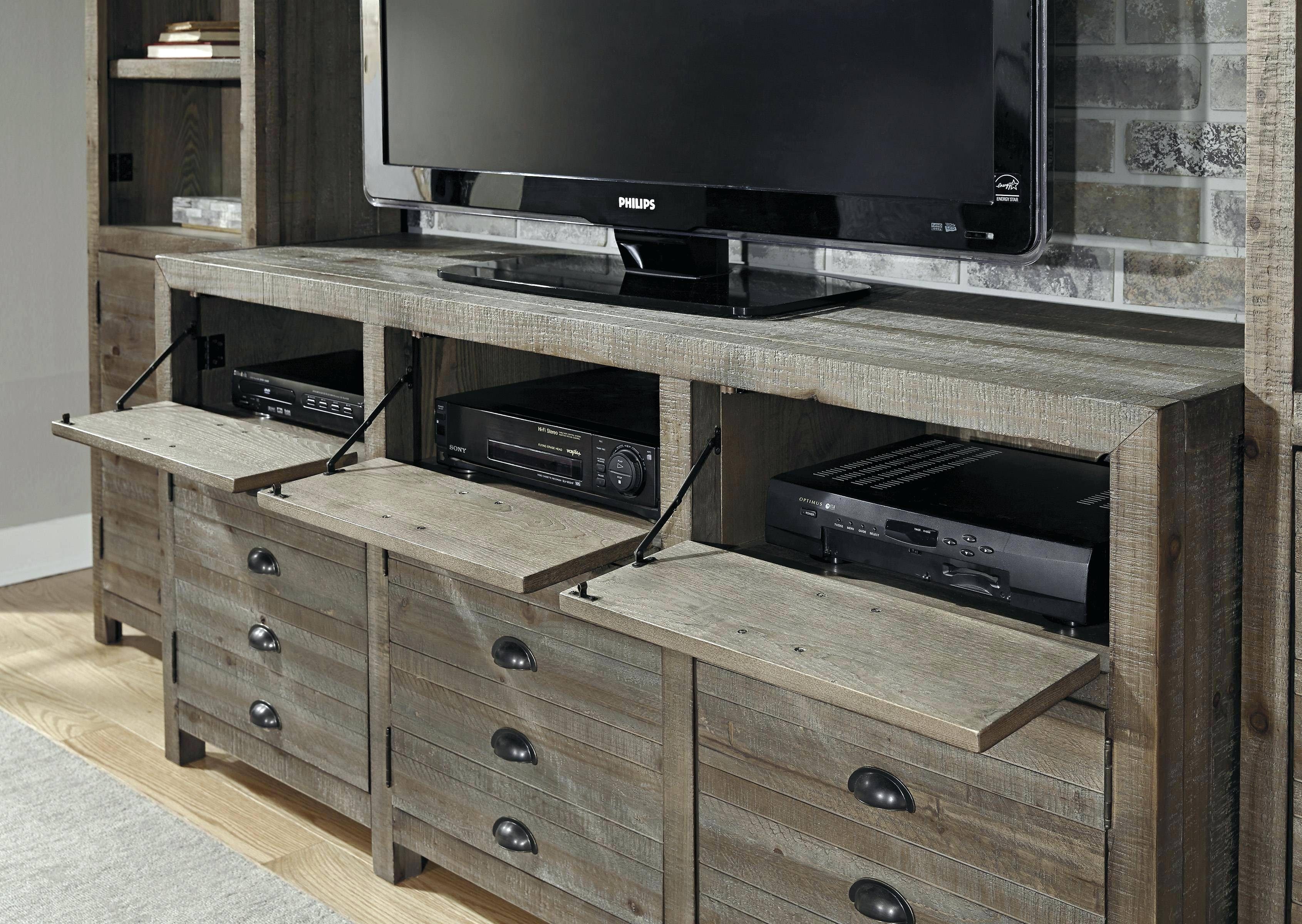 Displaying Gallery Of Rustic 60 Inch Tv Stands View 15 Of 15 Photos