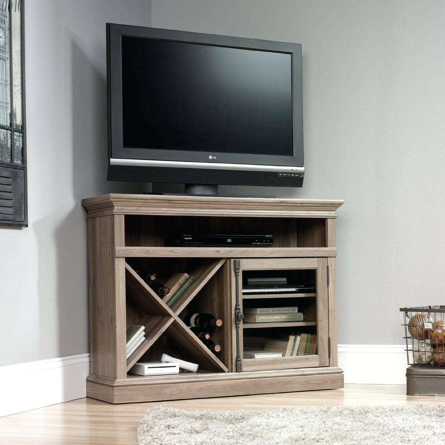 Tv Stand : Large Size Of Tv Standswalker Edison Inch Wood Tv Stand Inside Cornet Tv Stands (View 11 of 15)