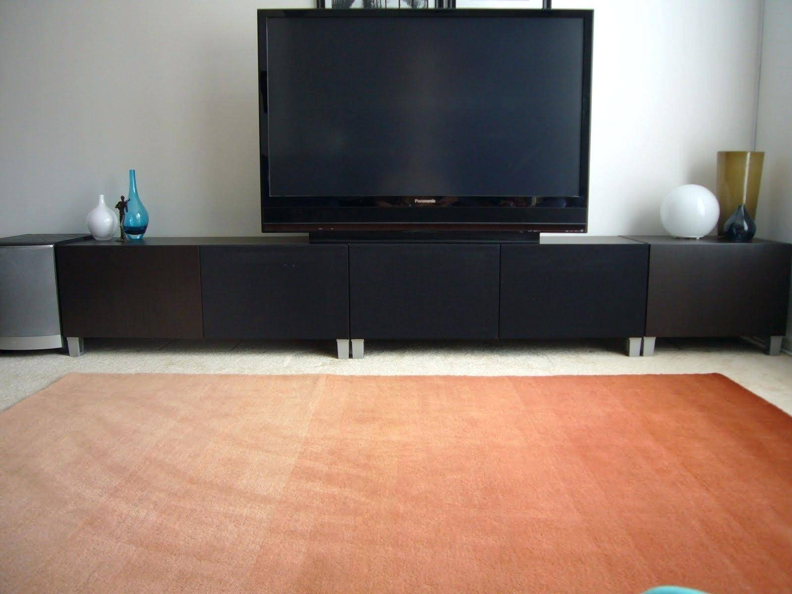 Tv Stand : Long Tv Stand Tv Stand With Storage Cheap Wonderful Pertaining To Long Tv Cabinets Furniture (View 11 of 15)