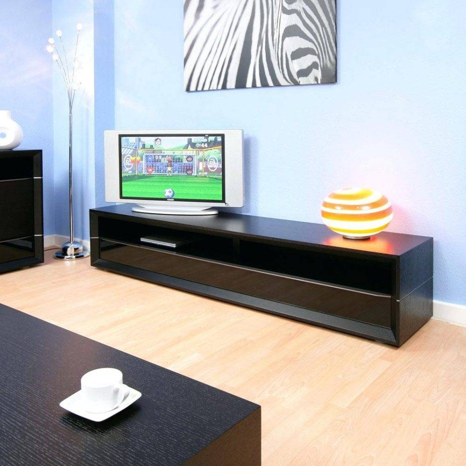 Tv Stand : Long Tv Stand White 148 An Elegant Way To Display Your intended for Tv Stands With Storage Baskets (Image 9 of 15)