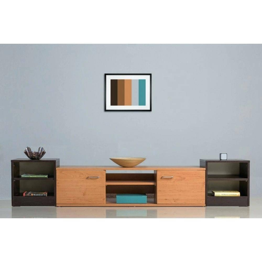 Tv Stand : Mesmerizing Clip Wooden Tv Stand Core Beech 2 Drawers with Wenge Tv Cabinets (Image 10 of 15)