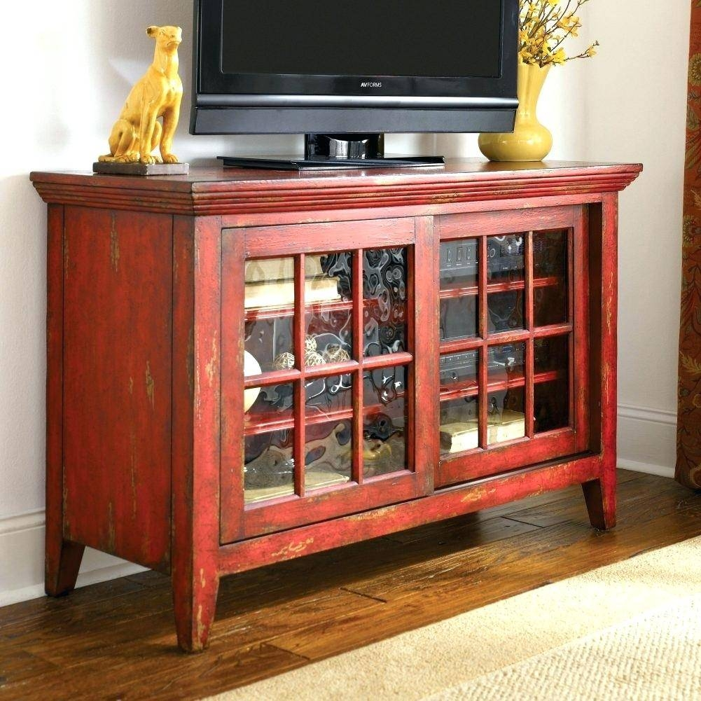 Tv Stand: Mesmerizing Ikea Red Tv Stand For Living Furniture with regard to Red Tv Stands (Image 13 of 15)