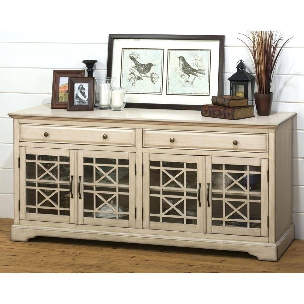 Tv Stand: Mesmerizing Sideboard Tv Stand For Home Furniture. Tv for Cream Tv Cabinets (Image 11 of 15)
