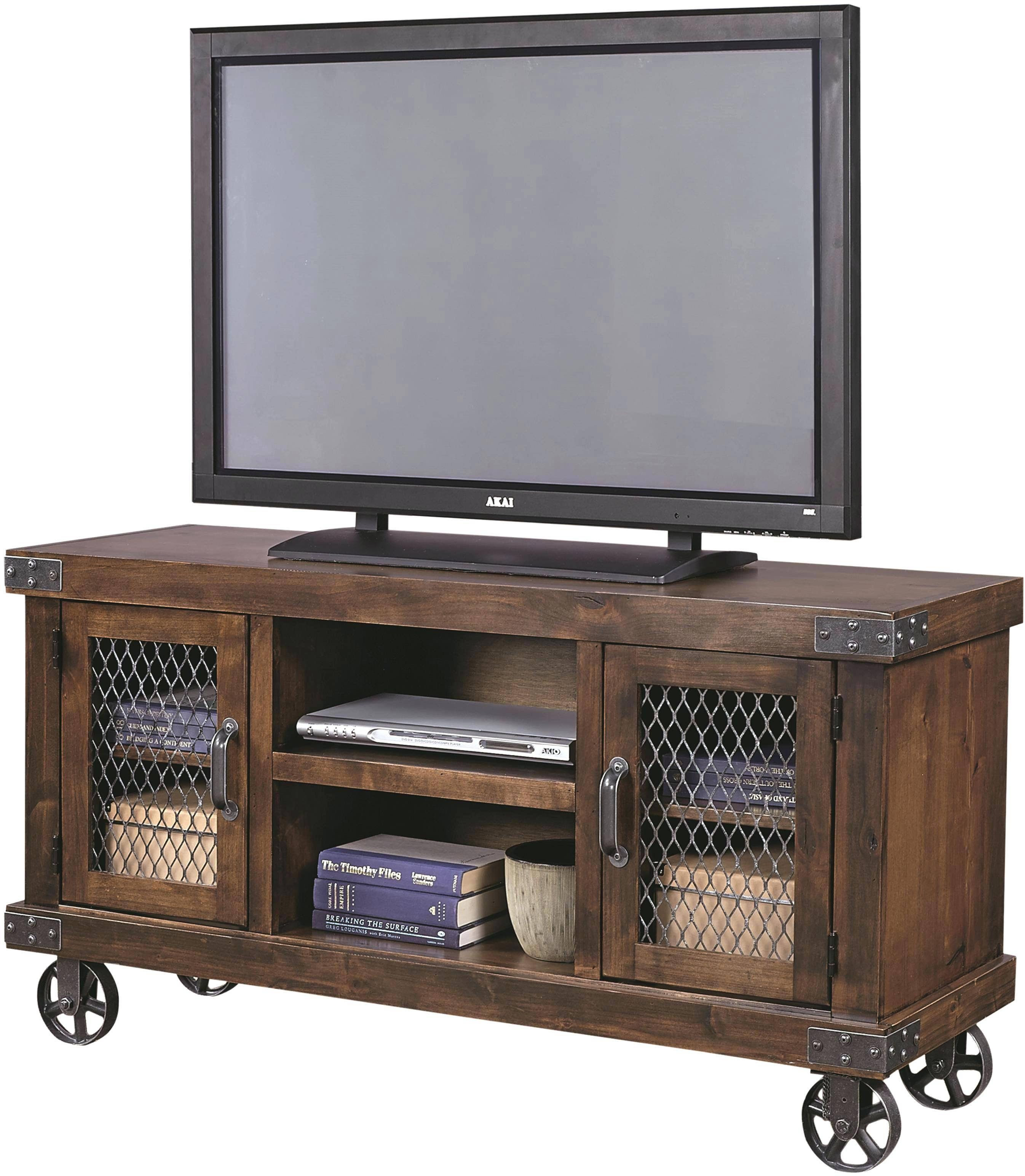 Tv Stand : Modern Gallery Photo Gallery Photo 55 Gallery Photo within Industrial Metal Tv Stands (Image 11 of 15)