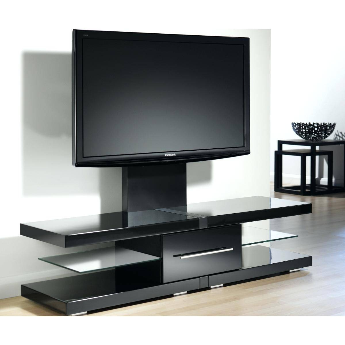 Tv Stand : Modern High Gloss Lacquer Tv Stand 17 Impressive Tv Regarding Stylish Tv Stands (View 14 of 15)