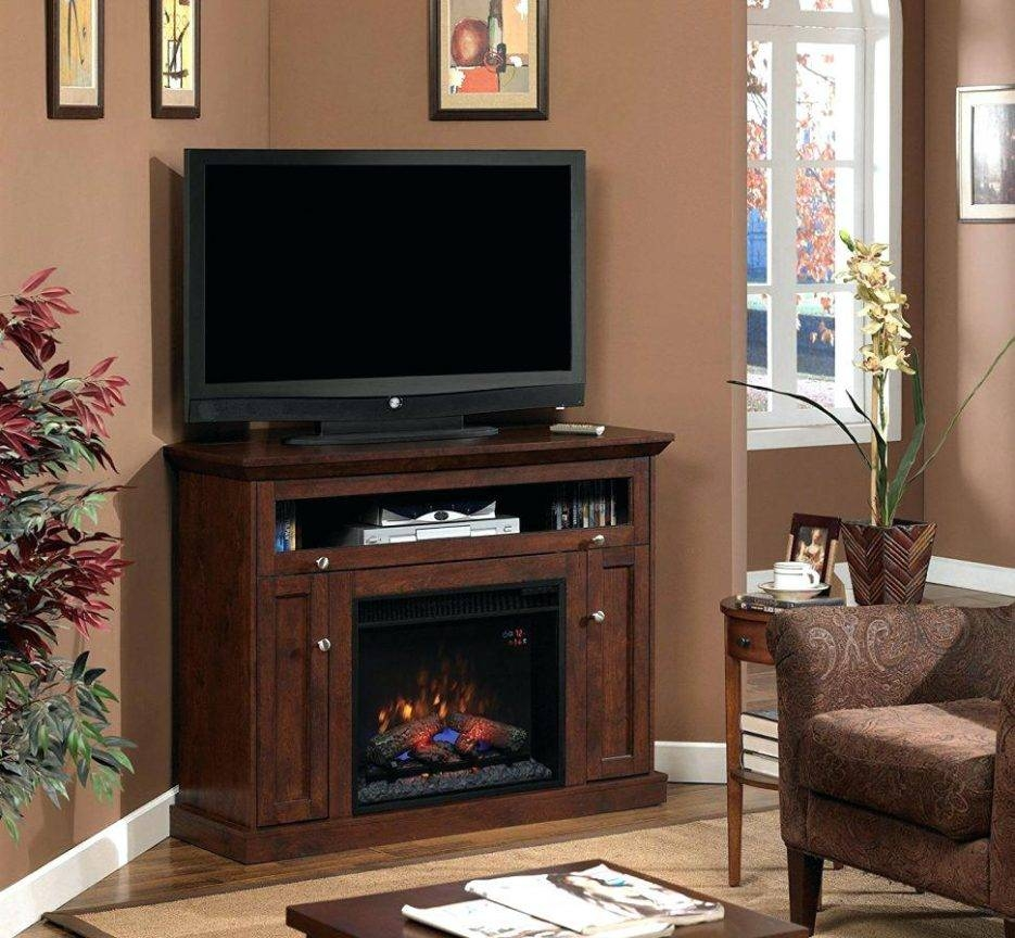Tv Stand : Oak Tv Stand In Warm Honey Sku Tss15117 Hover To Zoom for Honey Oak Tv Stands (Image 11 of 15)