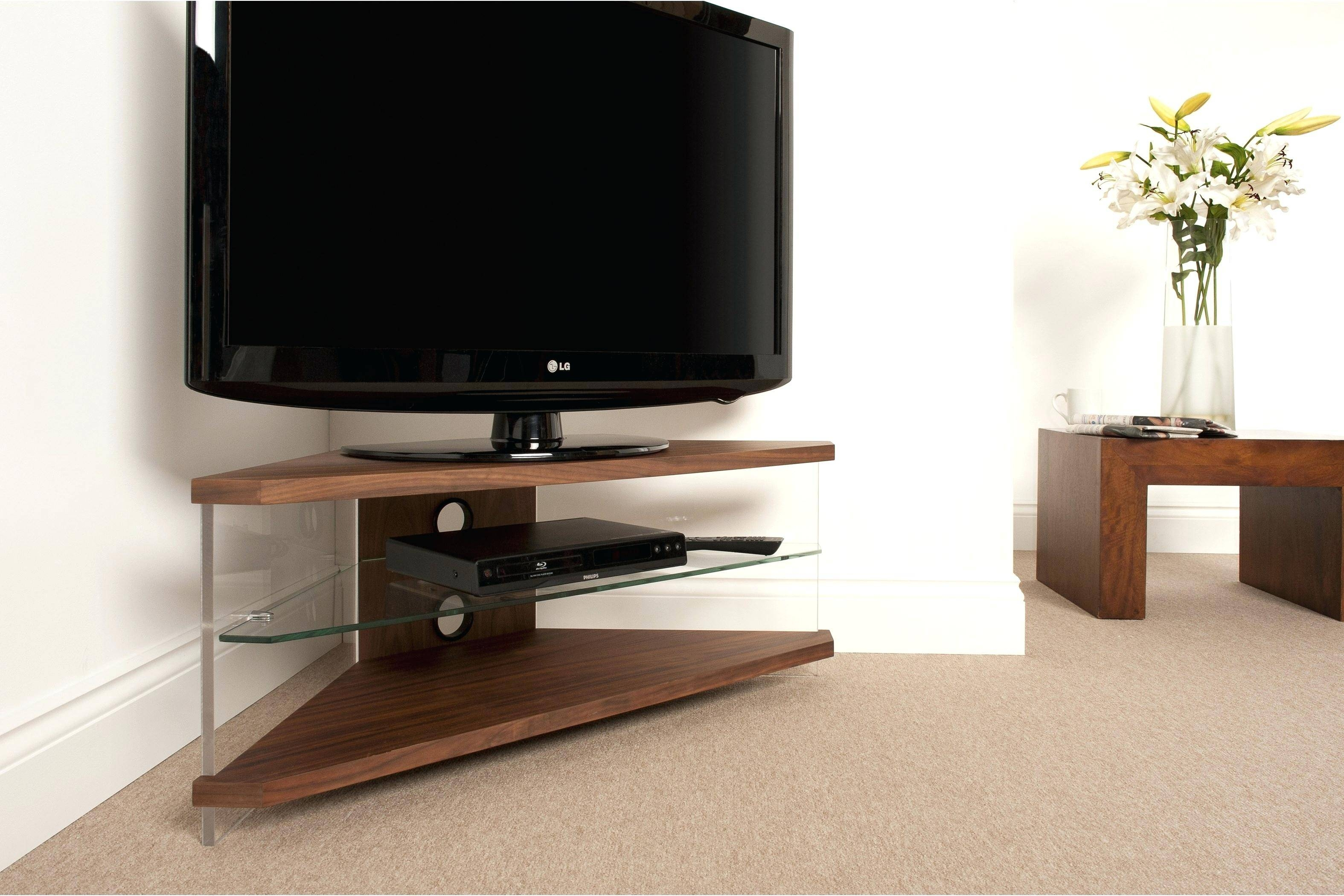 Tv Stand : Outstanding Ax Caligari Modern Oak Grey Gloss Grey regarding Contemporary Corner Tv Stands (Image 14 of 15)