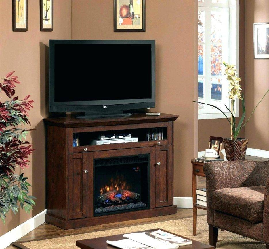 Tv Stand : Outstanding Full Image For Two Tier Tv Stand 24 Inch within 24 Inch Wide Tv Stands (Image 9 of 15)