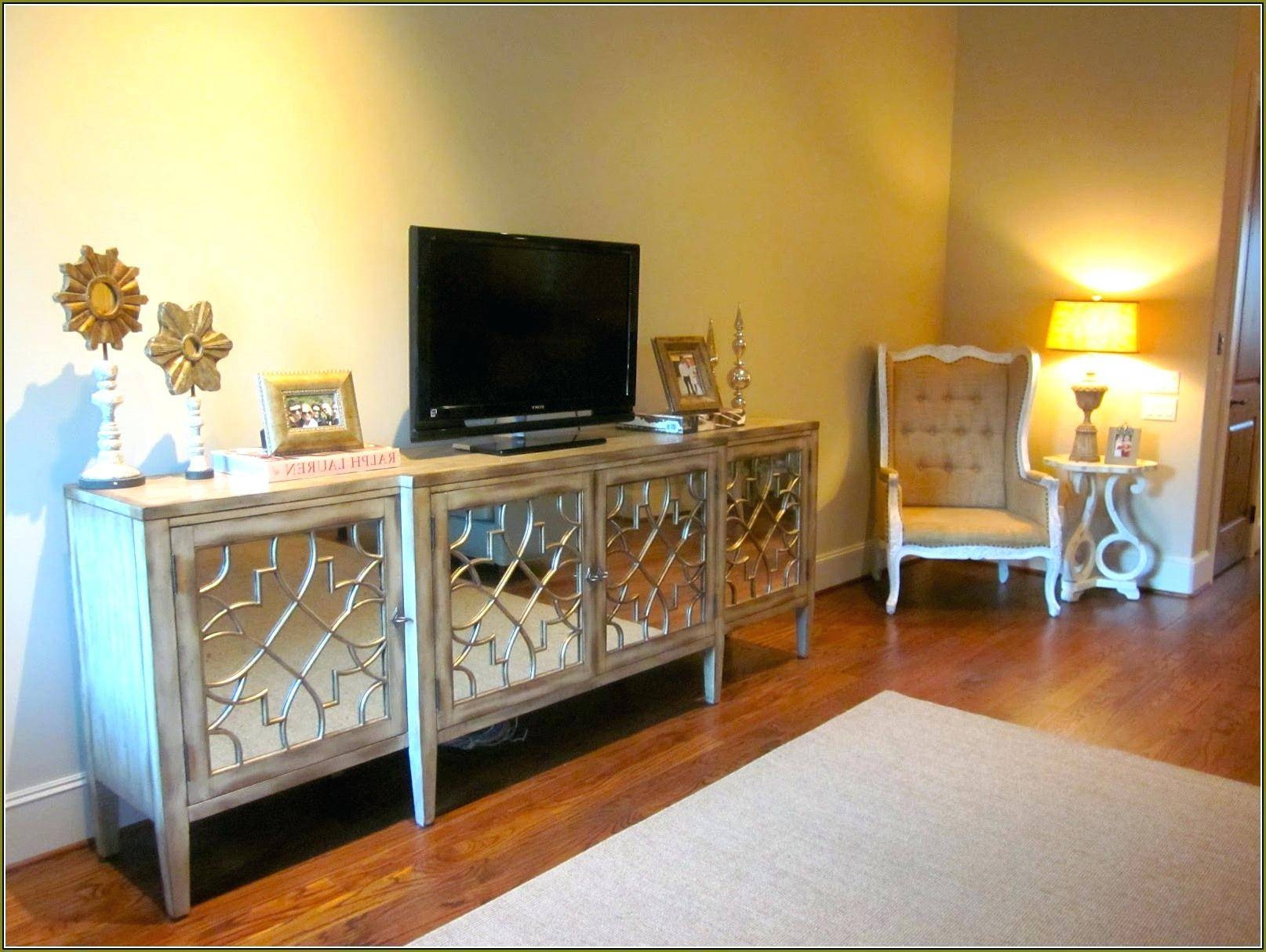 Gallery Of Mirrored Tv Cabinets Furniture View 15 Photos