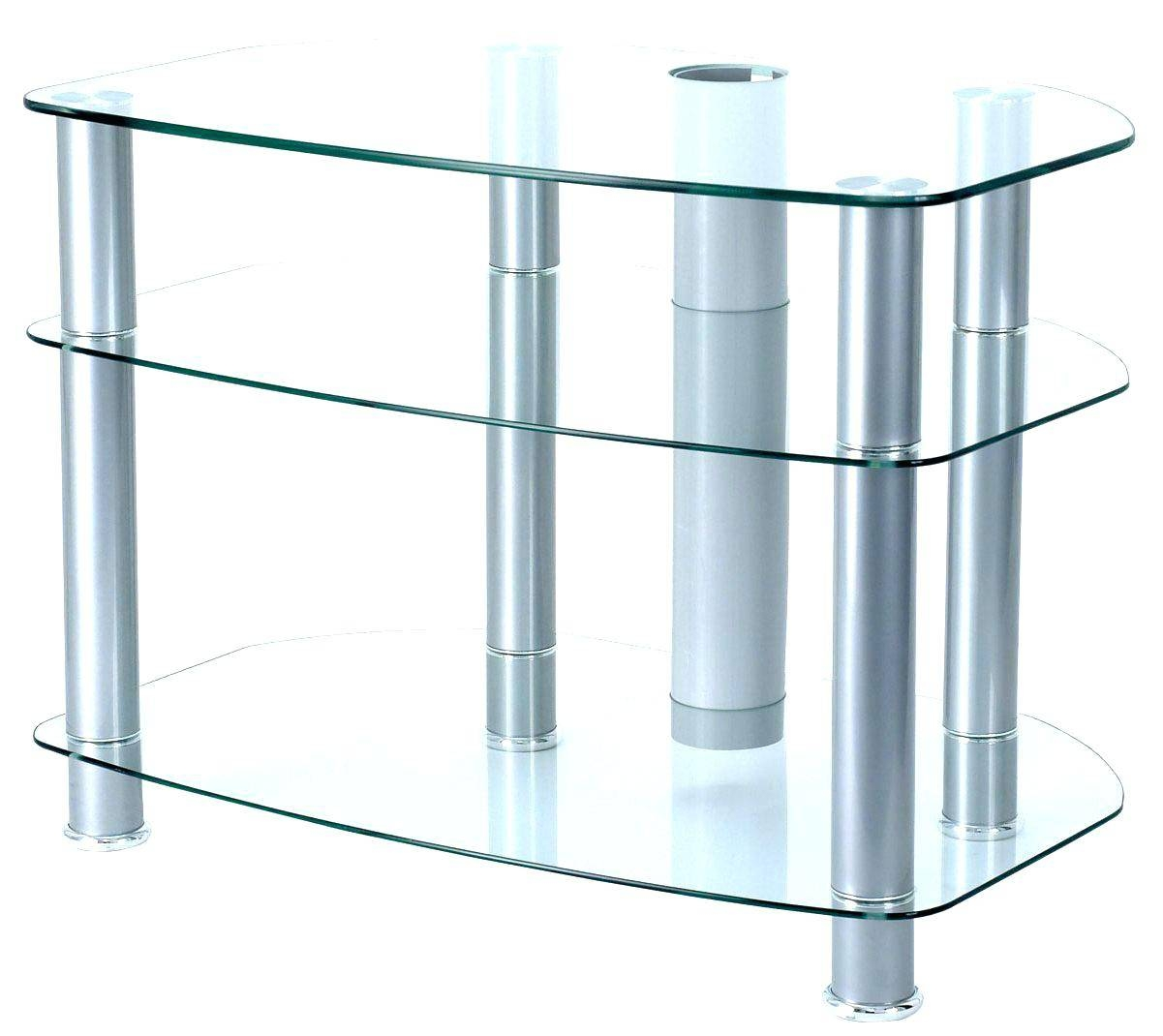 Tv Stand : Small Glass Tv Stand 6 48 Terrific Small Glass Tv Stand within Clear Glass Tv Stand (Image 14 of 15)