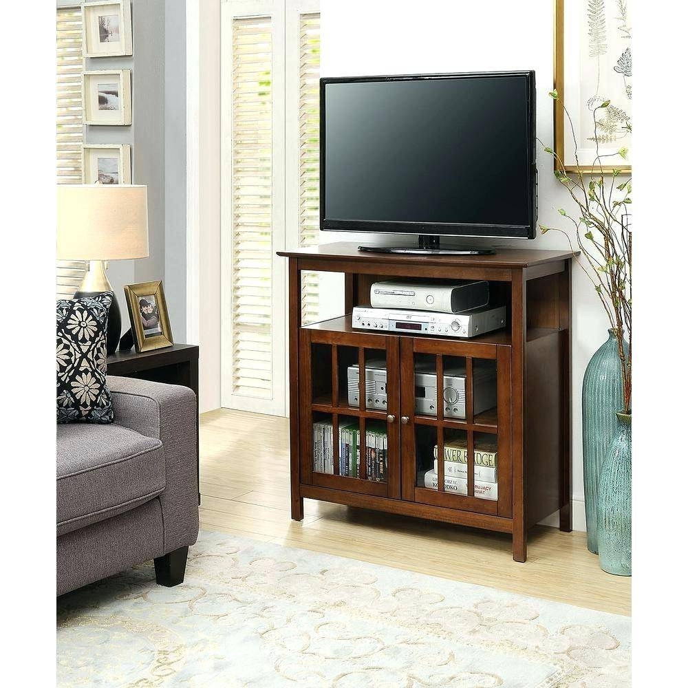 Tv Stand : Stupendous Carousel White Tv Lift C 54 Carousel White pertaining to Big Tv Cabinets (Image 13 of 15)