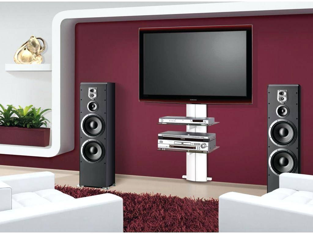 Tv Stand: Stupendous Wall Mountable Tv Stand Design (View 8 of 15)