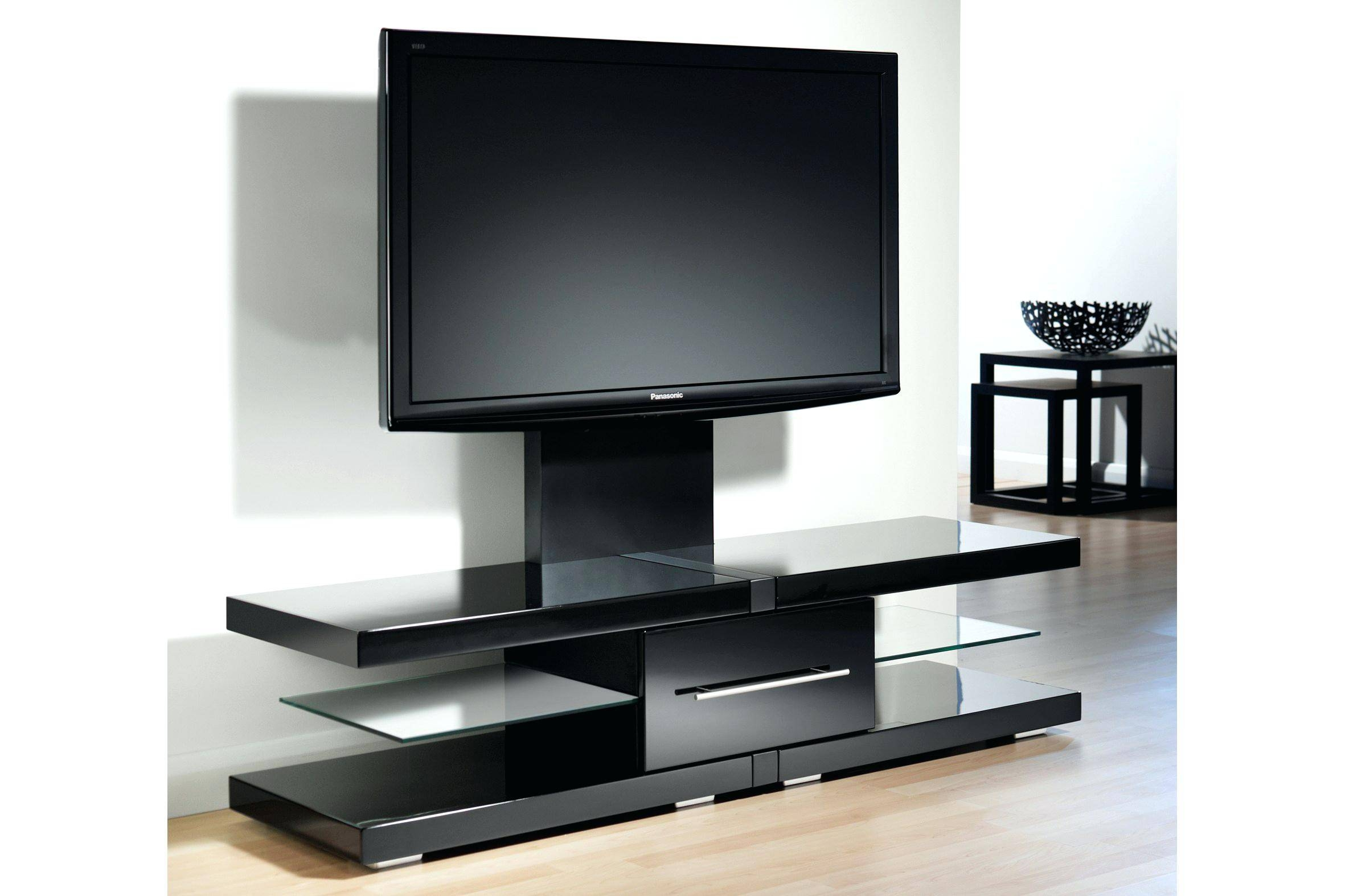 Tv Stand Modern Designs : Latest modern glass tv stands