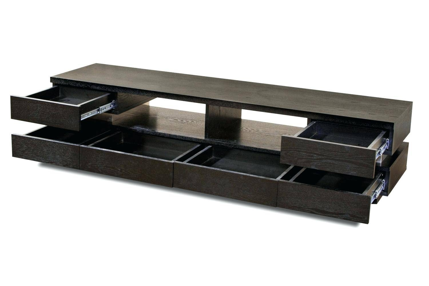 Popular 185 list modern low profile tv stand for Low height furniture design