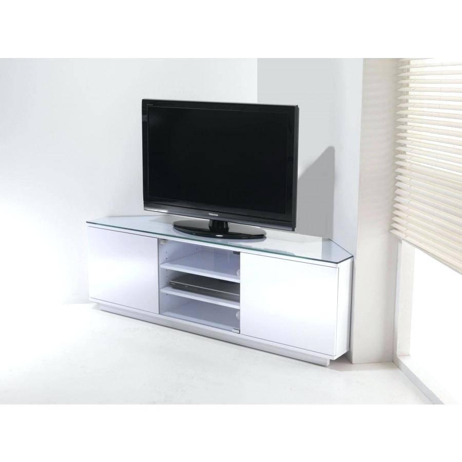 Tv Stand : Tv Stand For Living Space Full Image For Dark Brown regarding Black High Gloss Corner Tv Unit (Image 13 of 15)