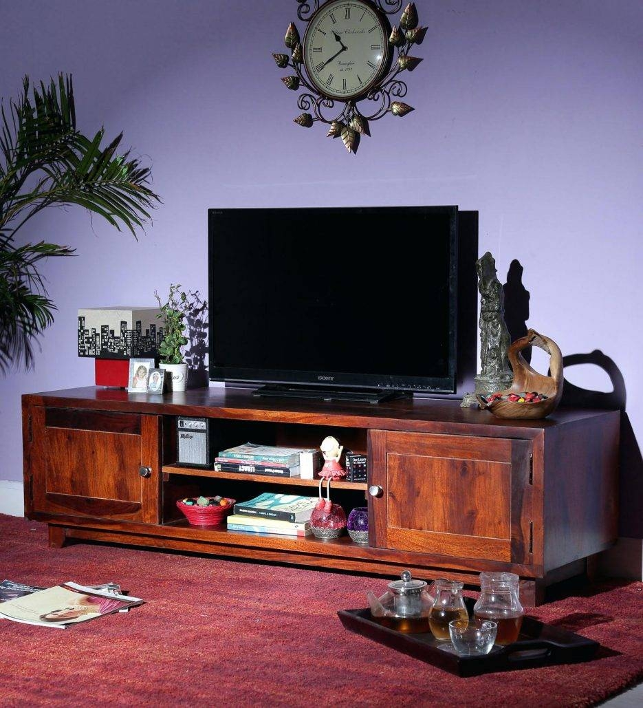 Tv Stand : Tv Stands Honey Oak Entertainment Center Solid Oak Tv within Honey Oak Tv Stands (Image 14 of 15)
