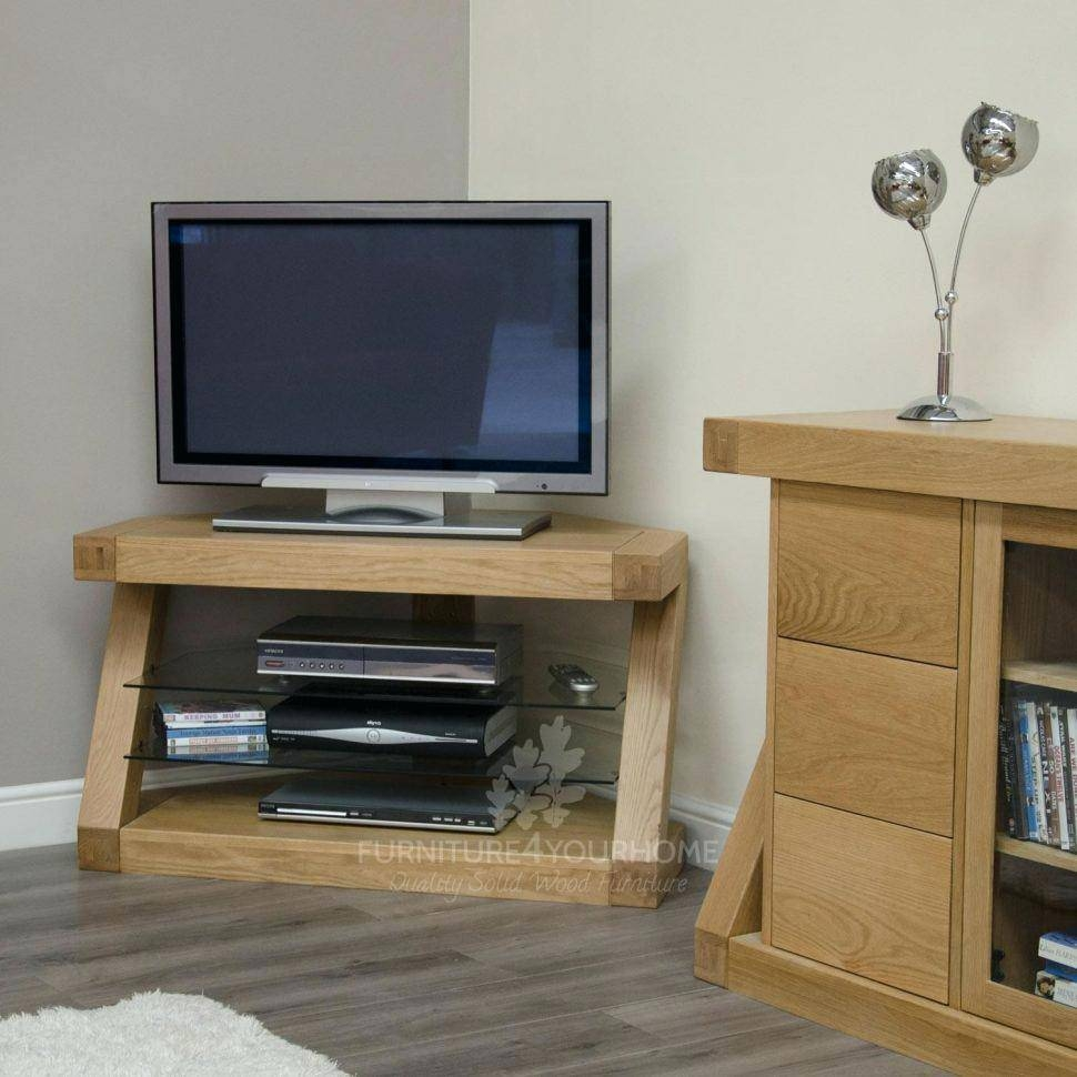 Tv Stand : Tv Stands Tv Stand Oak Oak Tv Stands For Flat Screen Intended For Birch Tv Stands (View 5 of 15)