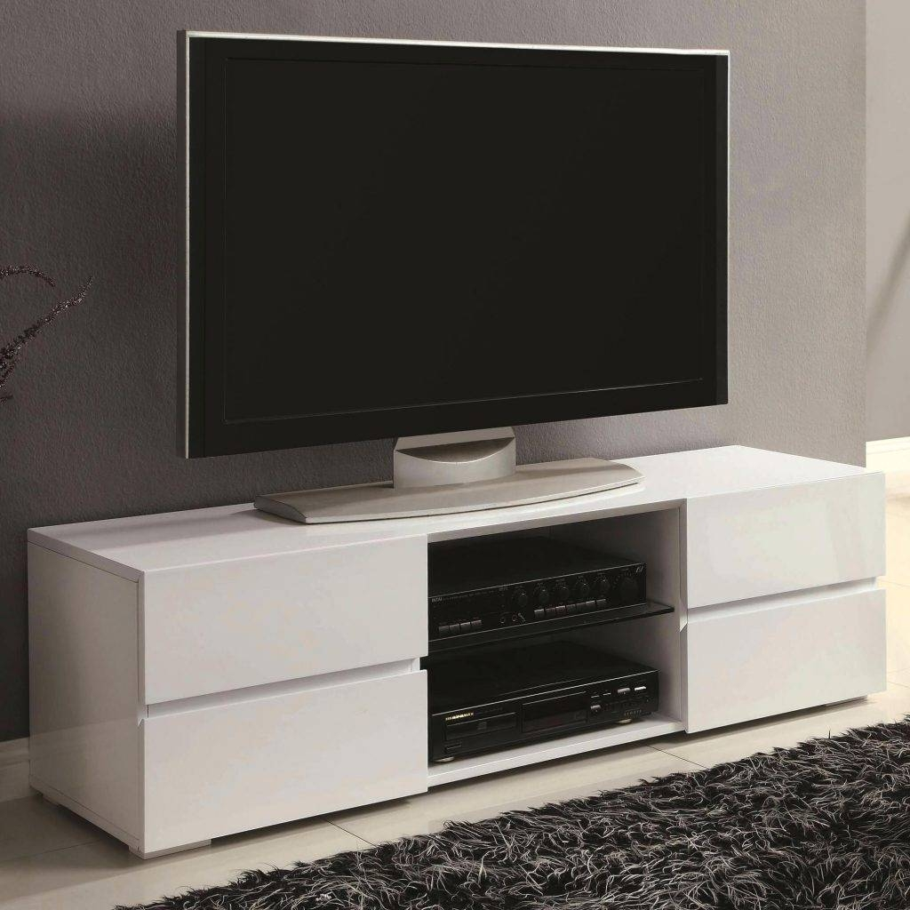 Tv Stand ~ White Wooden Corner Tv Cabinet Coaster Tv Stands High pertaining to Large White Tv Stands (Image 12 of 15)