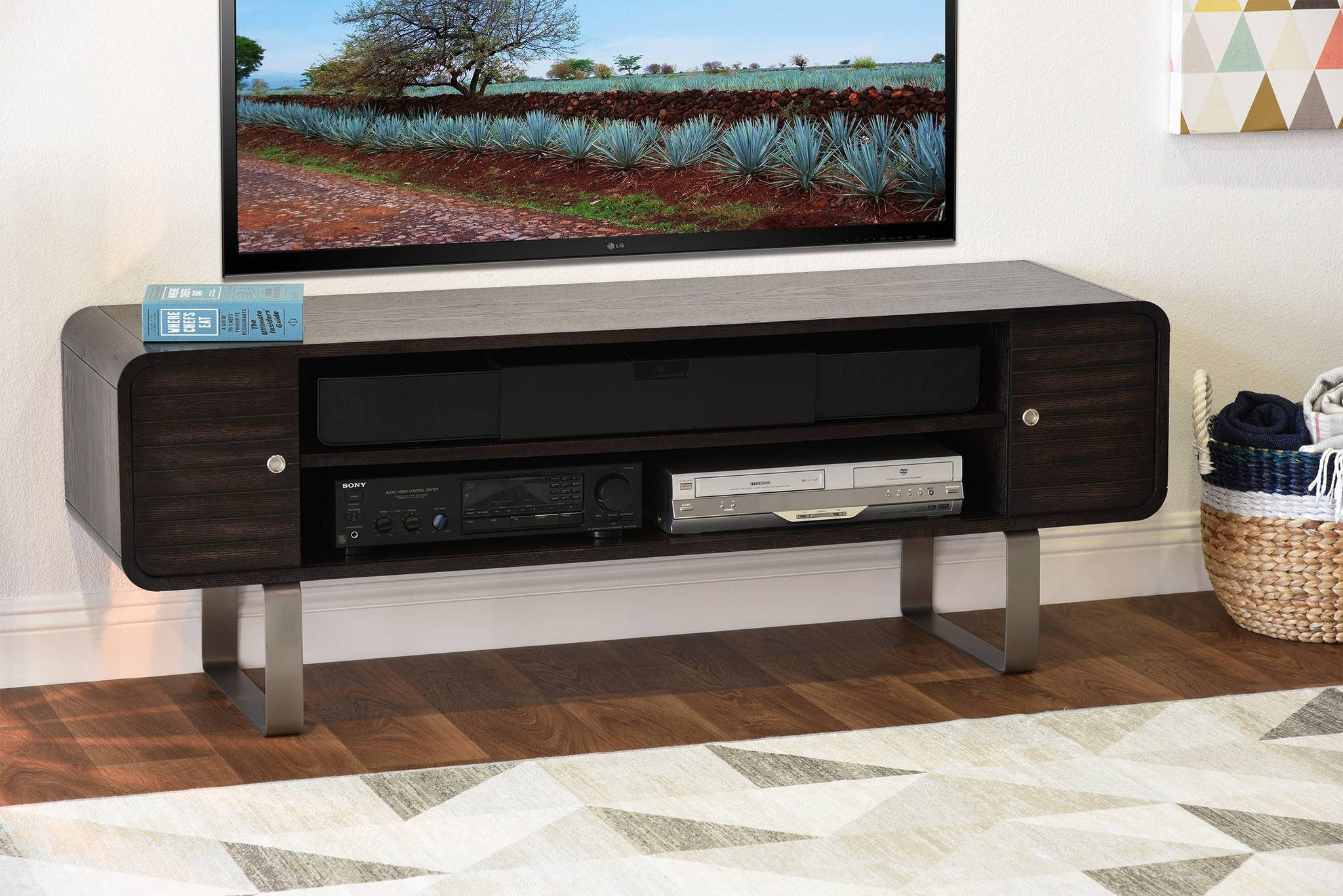 Featured Photo of Tv Stands With Rounded Corners