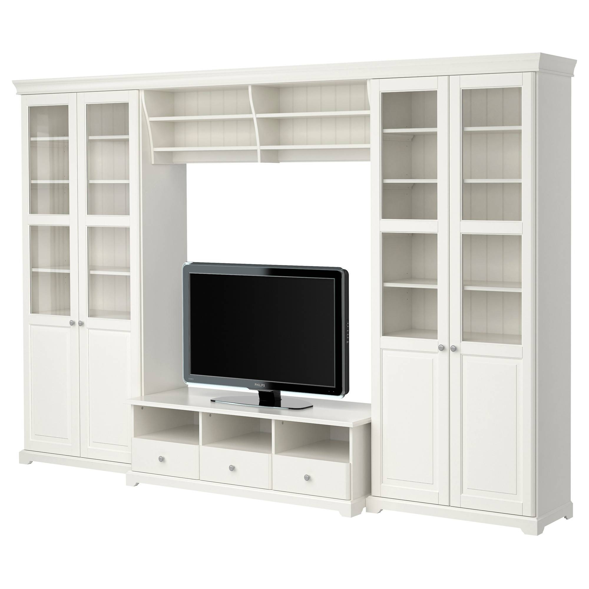 Tv Stands & Entertainment Centers - Ikea for Bookshelf Tv Stands Combo (Image 11 of 15)