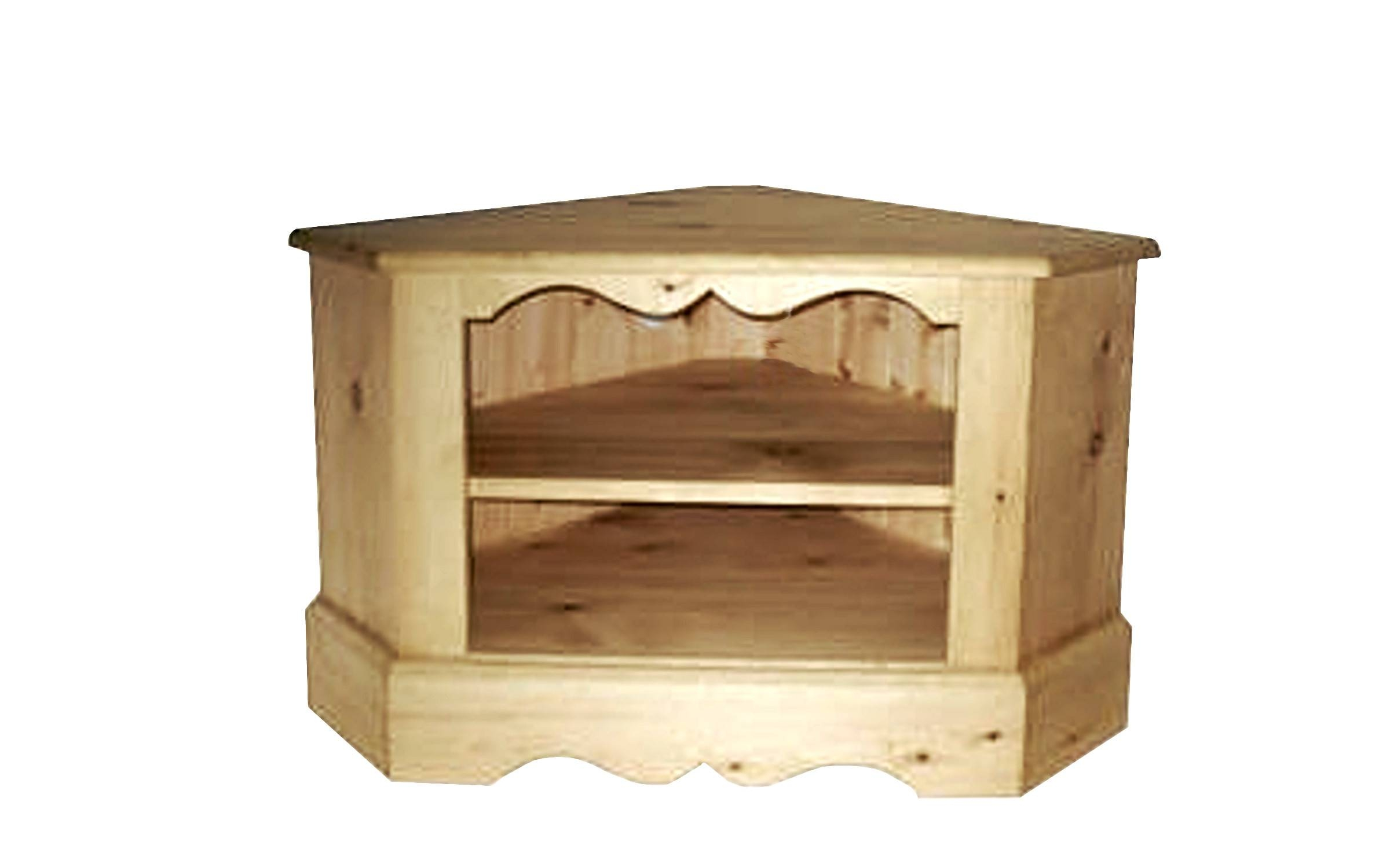 Tv Stands – Kerris Farmhouse Pine throughout Pine Tv Cabinets (Image 14 of 15)
