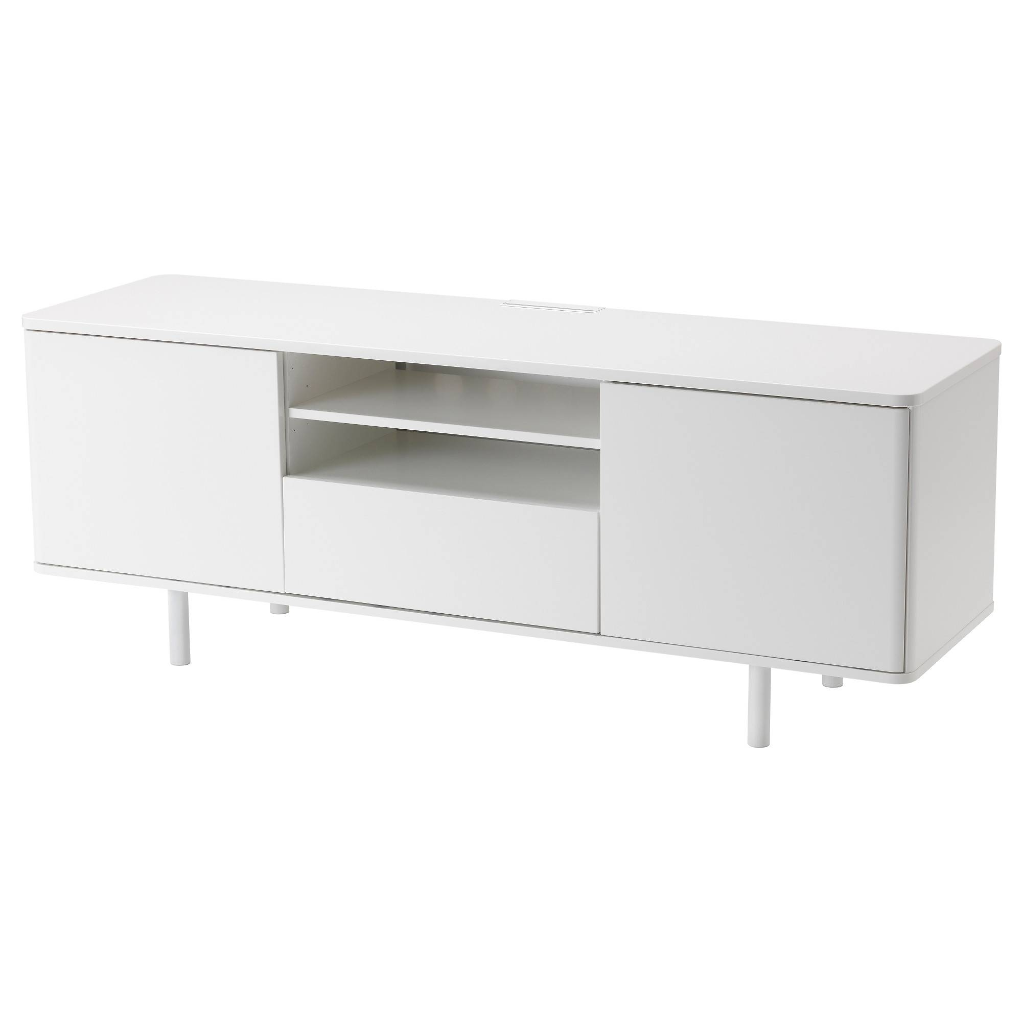 Tv Stands & Tv Units | Ikea with White High Gloss Corner Tv Unit (Image 11 of 15)