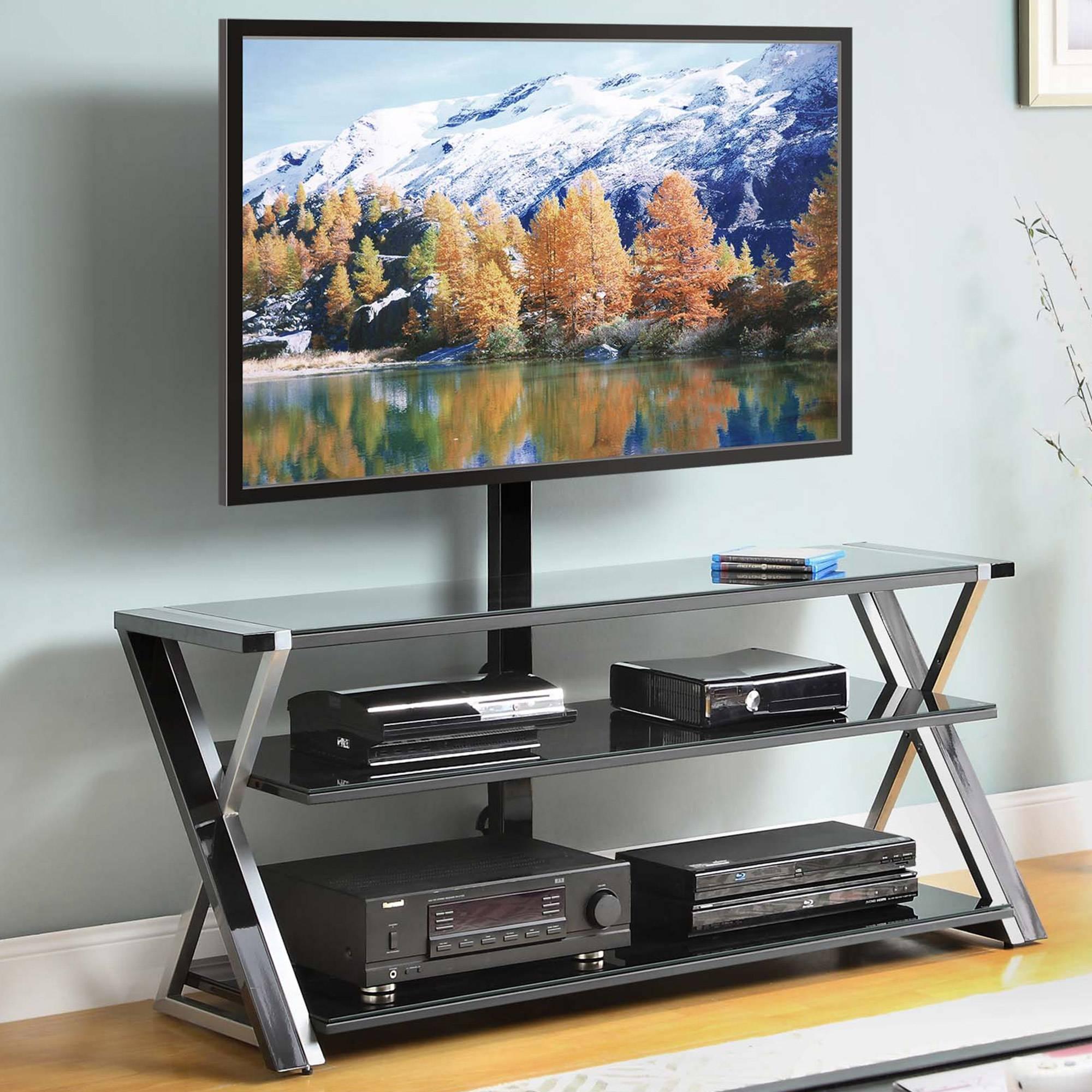 Tv Stands - Walmart regarding Tv Stands For Tube Tvs (Image 12 of 15)