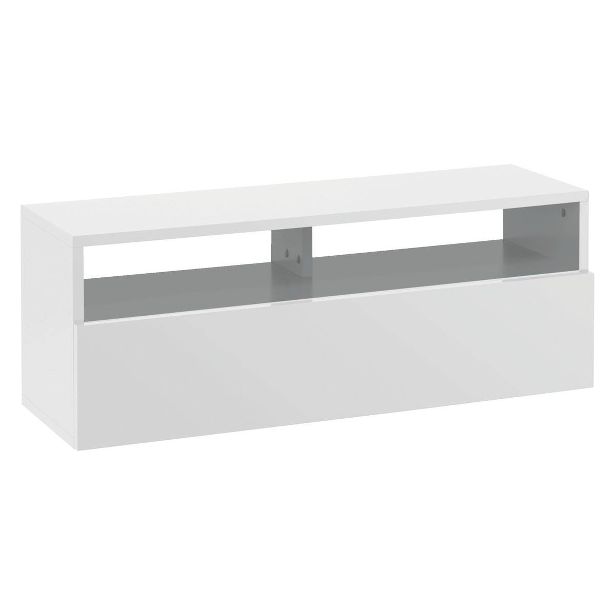 Tv Units - Our Pick Of The Best | Ideal Home inside White High Gloss Corner Tv Unit (Image 12 of 15)