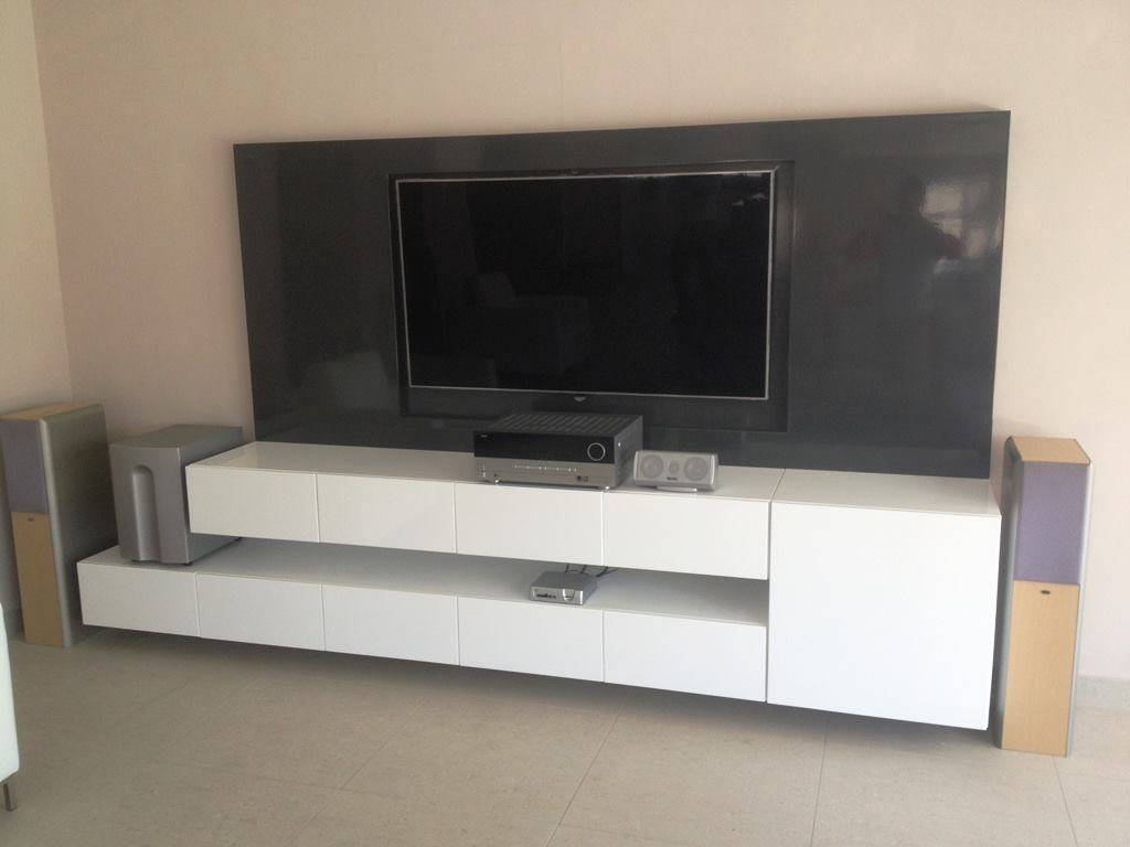 Tv Units : Vince Plasma Unit Intended For Plasma Tv Stands (View 4 of 15)