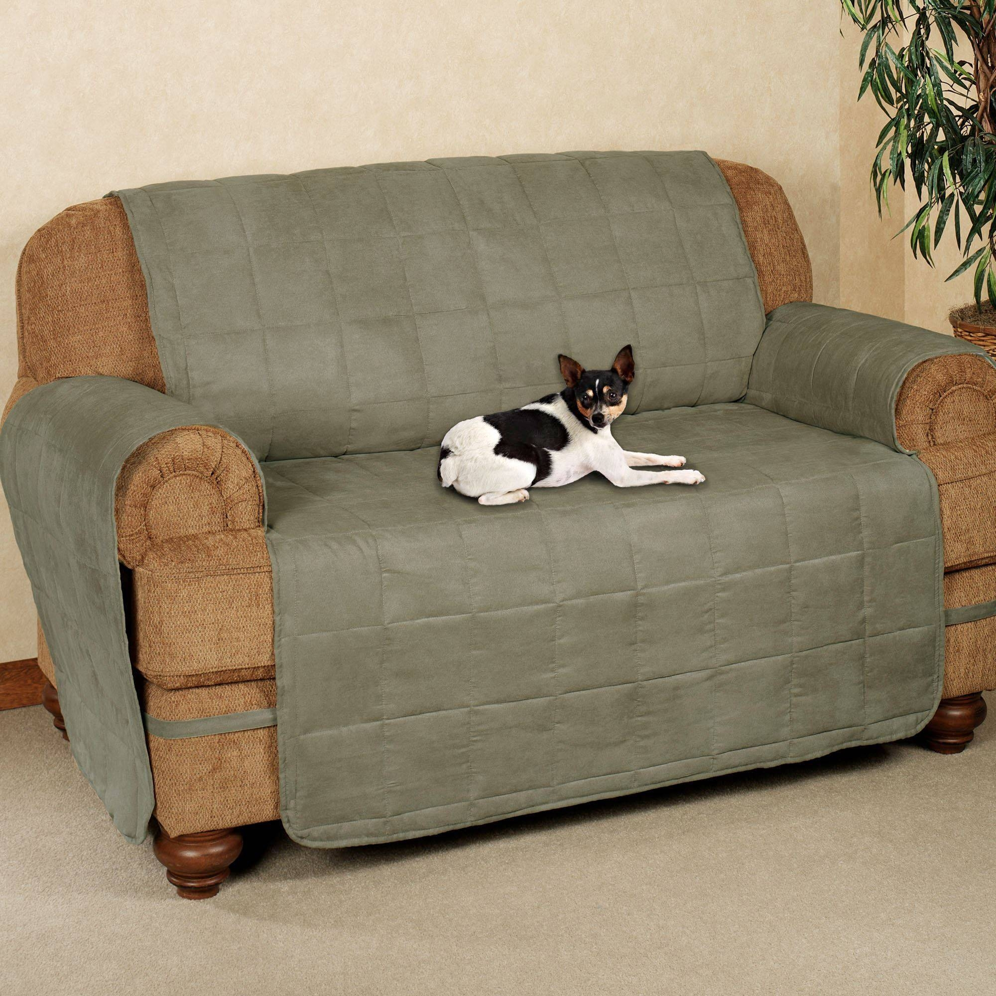 Ultimate Pet Furniture Protectors With Straps within Pet Proof Sofa Covers (Image 15 of 15)