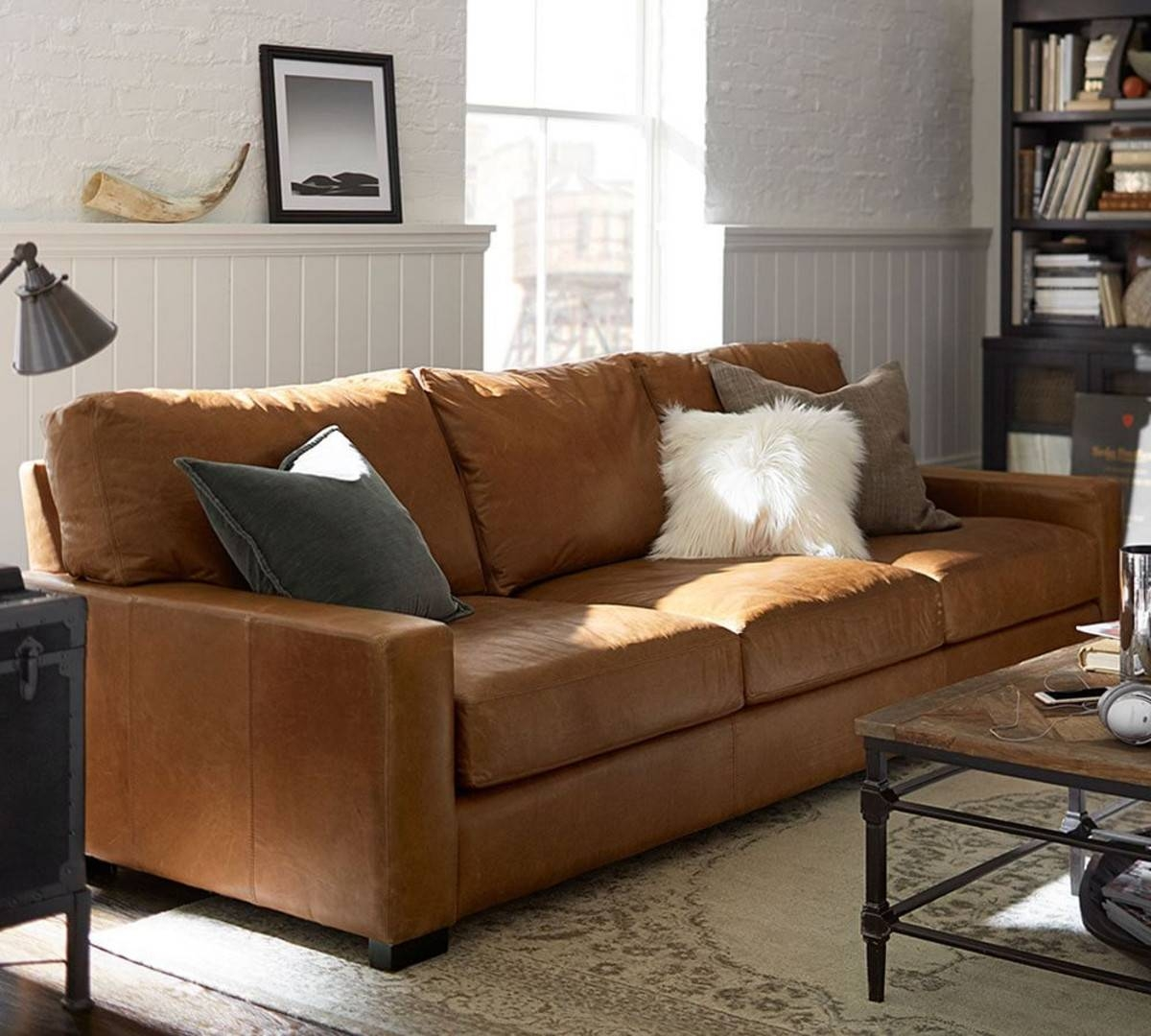 Unique Caramel Leather Sofa 28 On Sofa Room Ideas With Caramel regarding Carmel Leather Sofas (Image 14 of 15)
