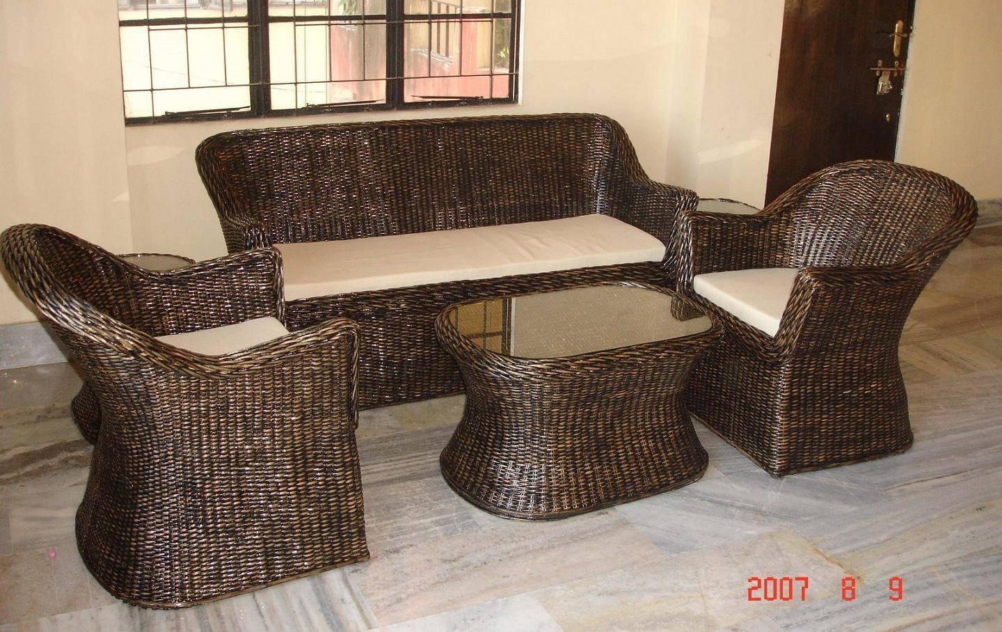 Using Bamboo In Home Decoration in Bamboo Sofas (Image 14 of 15)