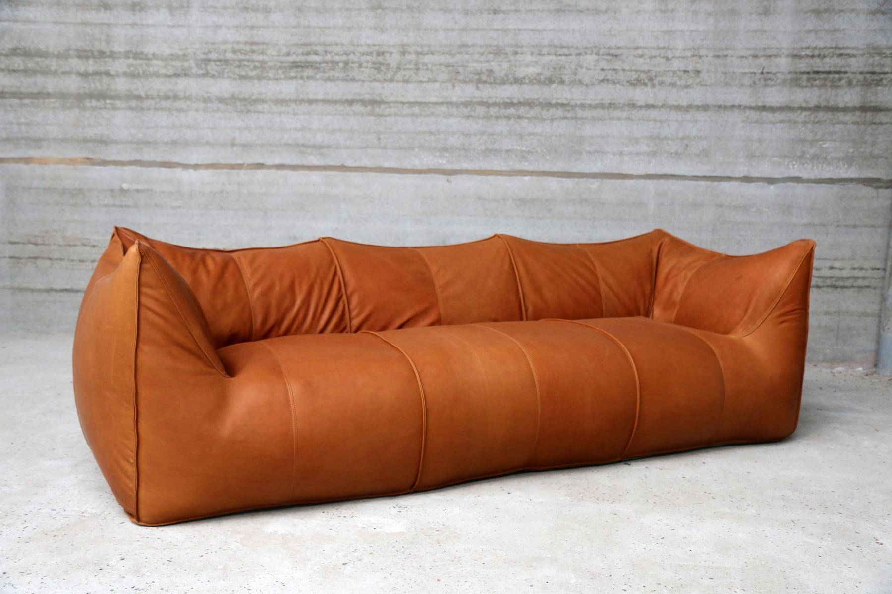 Vintage Bambole Three-Seater Sofamario Bellini For B&b Italia with regard to Bellini Couches (Image 13 of 15)