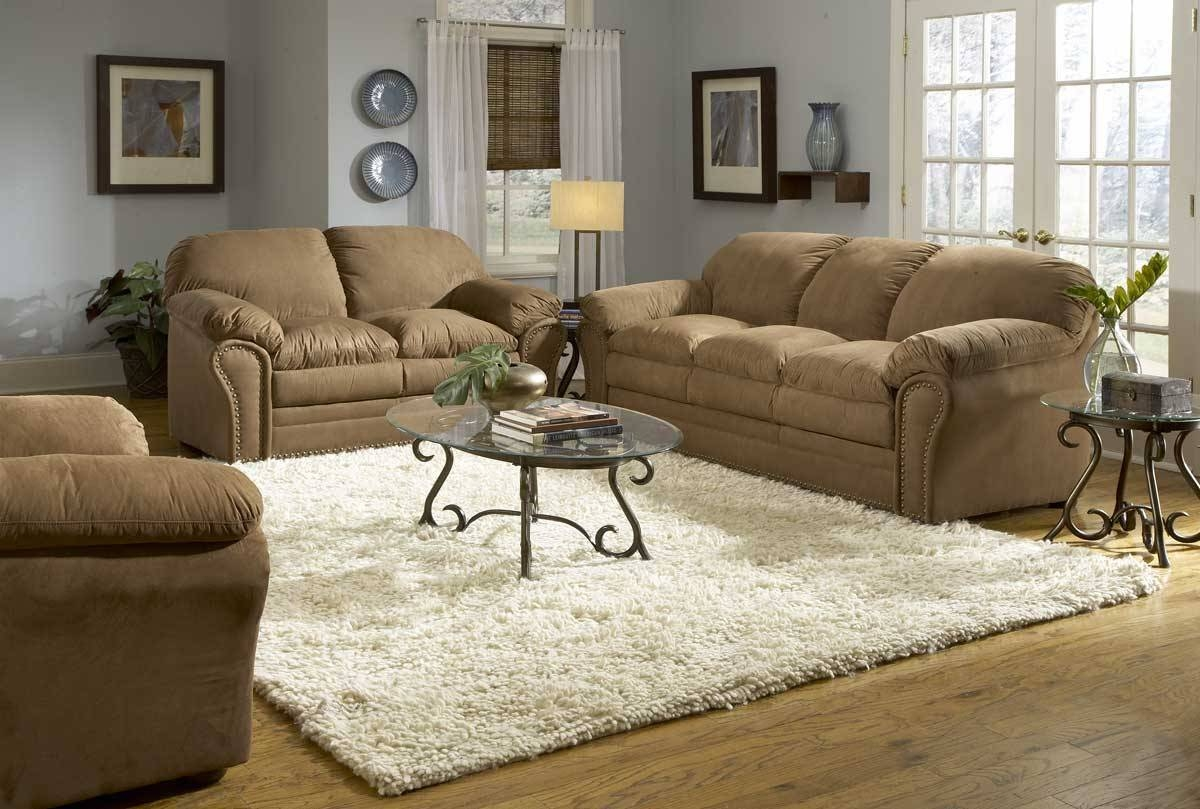 Vintage Paint Colors For Living Room With Brown Couch : Paint in Living Room With Brown Sofas (Image 15 of 15)