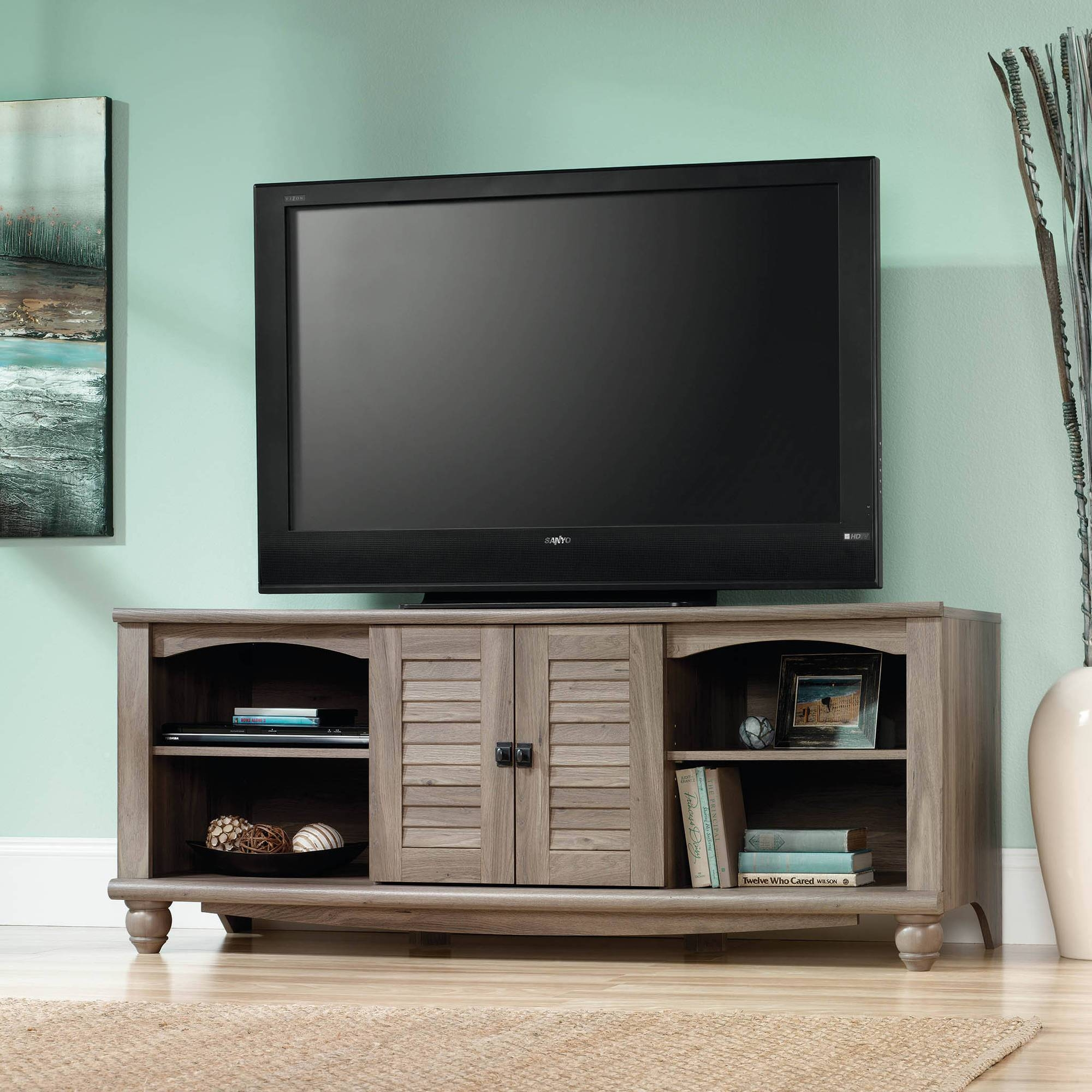 Wall Units: Amazing Entertainment Centers Walmart Entertainment with regard to Entertainment Center Tv Stands (Image 12 of 15)