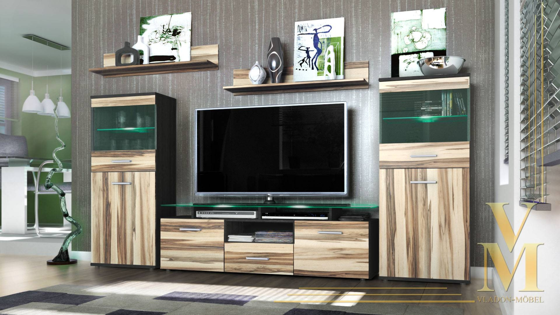 Wall Units. Awesome Entertainment Wall Units Modern: Entertainment with Tv Entertainment Wall Units (Image 11 of 15)