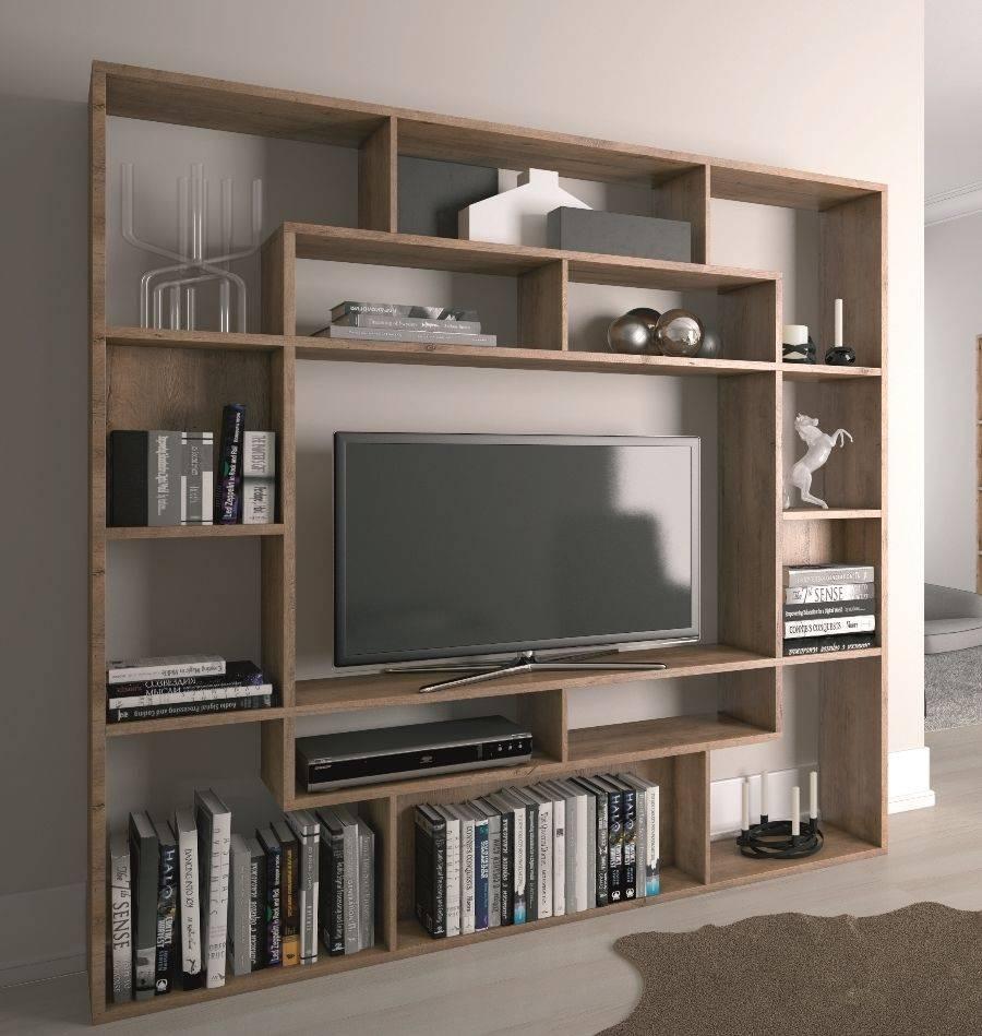 Wall Units: Glamorous Bookcase With Tv Shelf Bookshelf And Tv with Tv Stands Bookshelf Combo (Image 15 of 15)