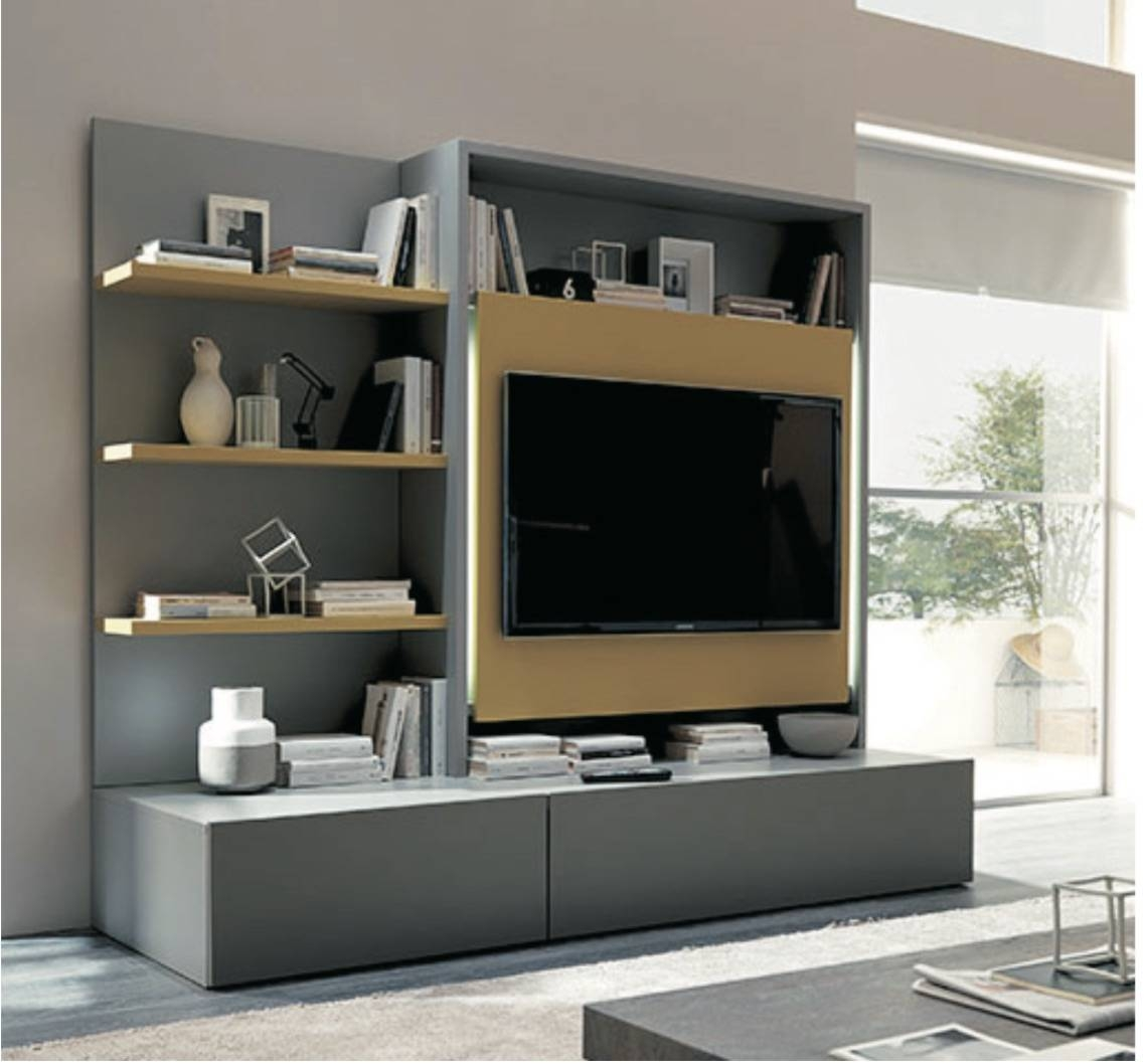 Wall Units. Outstanding Modular Entertainment Units: Modular intended for Tv Entertainment Wall Units (Image 12 of 15)