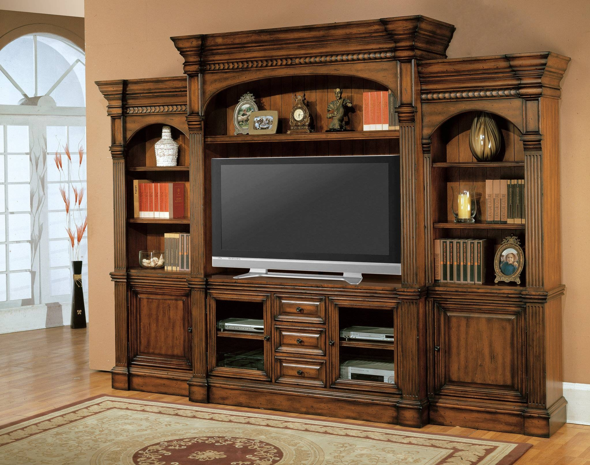Featured Photo of Traditional Tv Cabinets