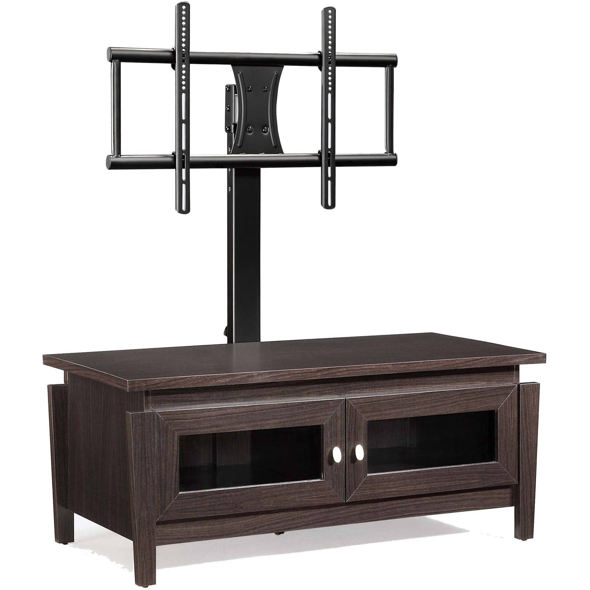 "Whalen Tv Stand With Swinging Mount, For Tvs Up To 50"" – Walmart Within Tv Stands Swivel Mount (View 15 of 15)"