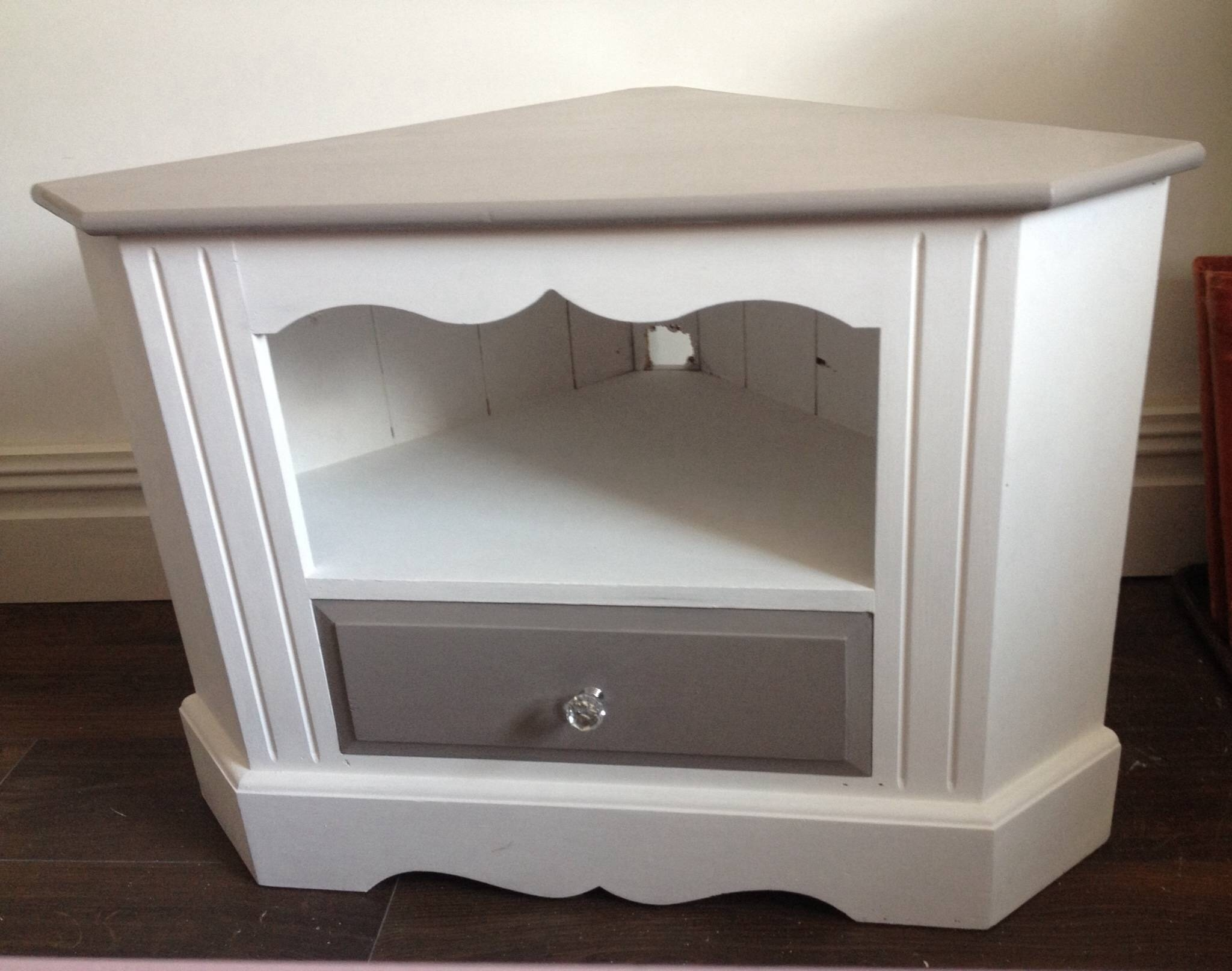 White Corner Tv Cabinet With Doors • Cabinet Doors within White Corner Tv Cabinets (Image 15 of 15)