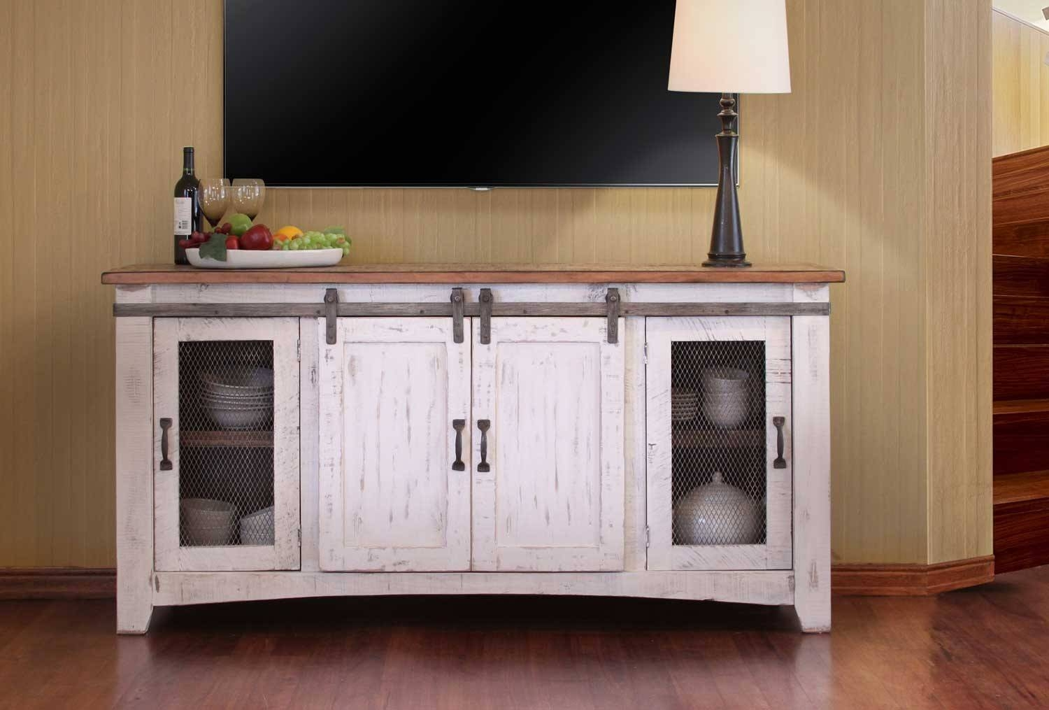 White Tv Stand with regard to Long White Tv Stands (Image 15 of 15)