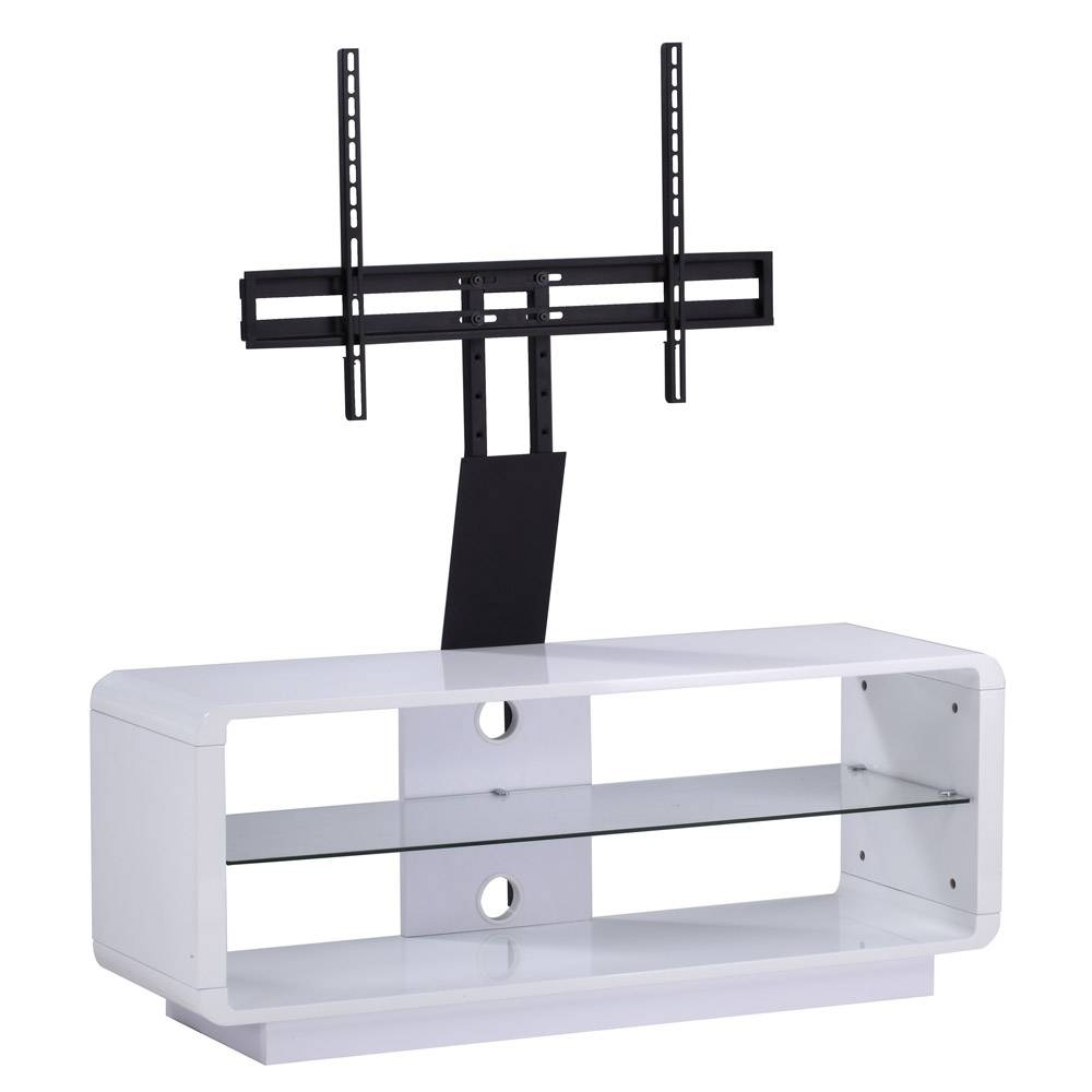White Tv Stands – Audiovisual Online – Uk Home Cinema And Hifi Throughout Small White Tv Stands (View 3 of 15)