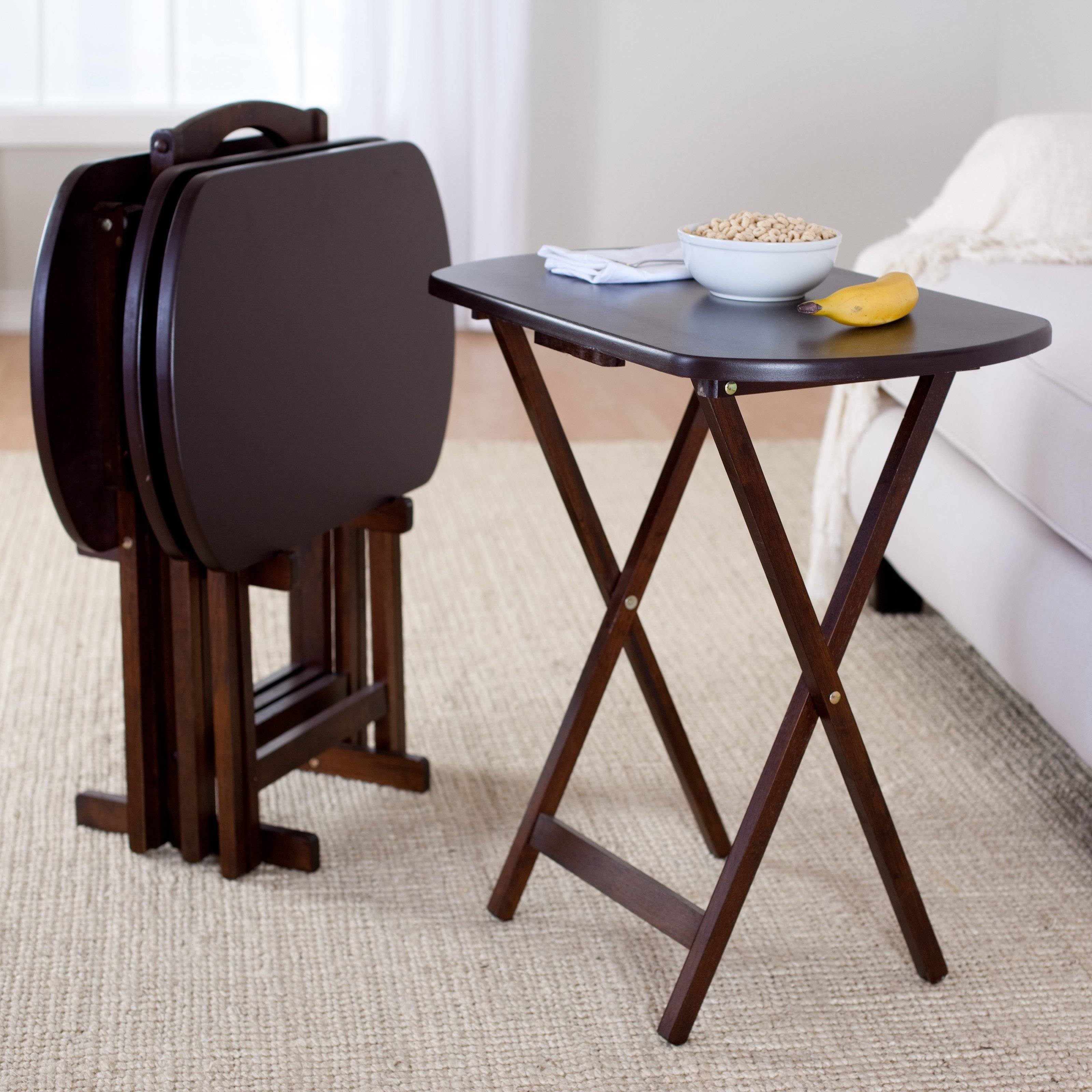 Top 15 of Folding Tv Trays With Stand