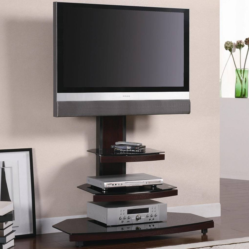 Wood And Glass Tv Stand | Tv Stands regarding Modern Glass Tv Stands (Image 14 of 15)