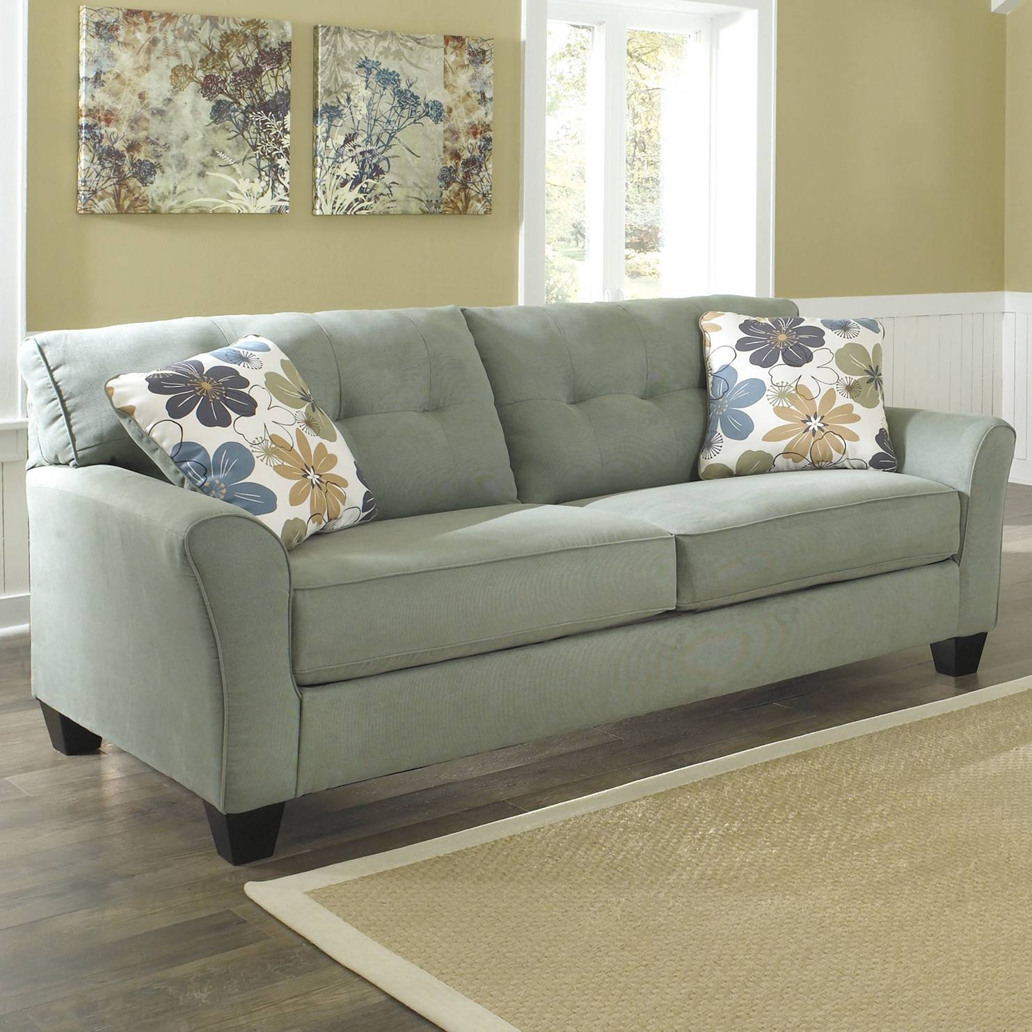 Your Guide To Space Saver Sofas For Tiny Spaces inside Small Scale Sofas (Image 15 of 15)