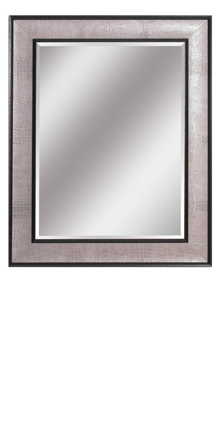 15 Best Leather Wall Mirrors Images On Pinterest | Luxury Home Within Wall Leather Mirrors (View 3 of 15)