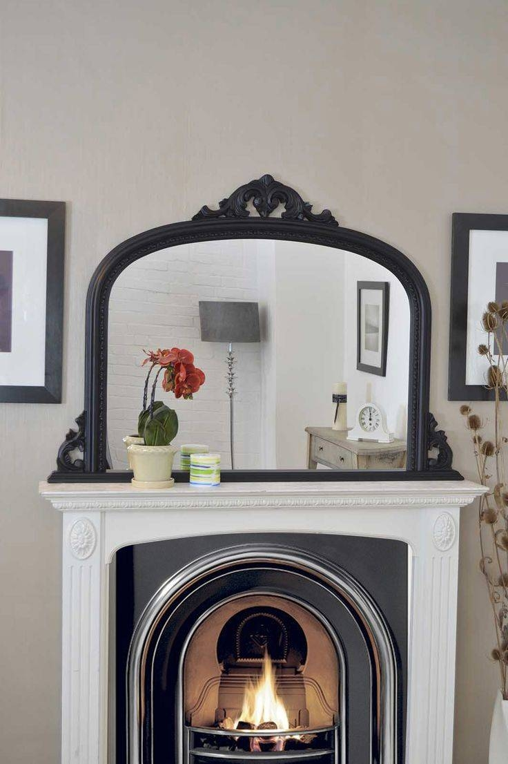 16 Best Over Mantle Mirrors Images On Pinterest | Overmantle throughout Mantlepiece Mirrors (Image 4 of 15)