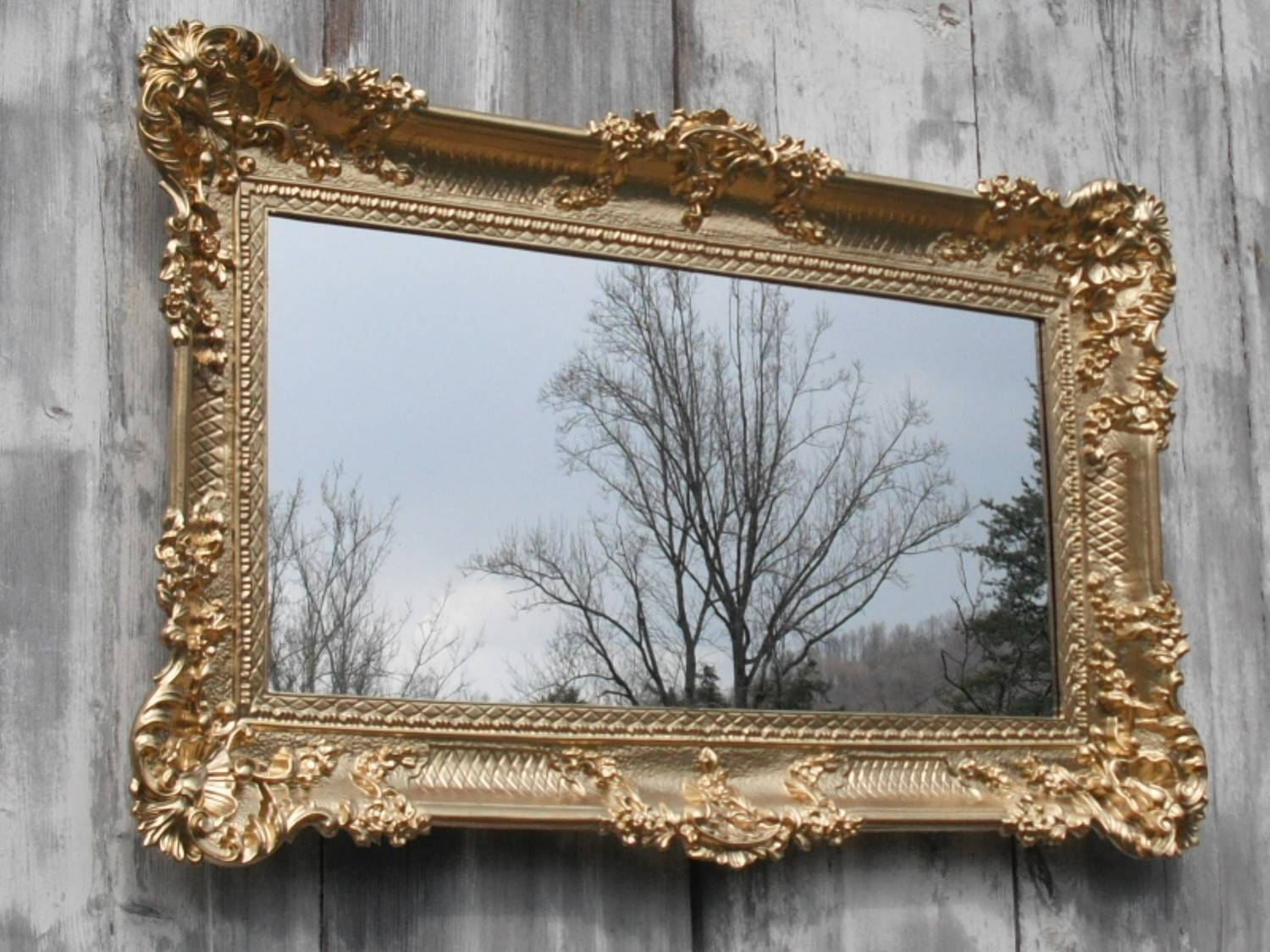 17 Best Images About Victorian Mirrors On Pinterest | Joss And regarding Baroque Gold Mirrors (Image 1 of 15)